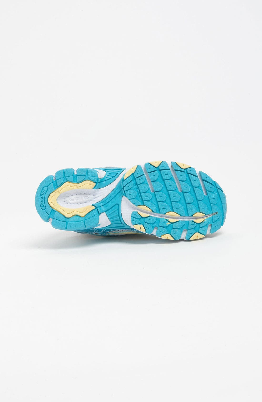 Alternate Image 4  - Saucony 'Grid Profile' Sneaker (Toddler & Little Kid)