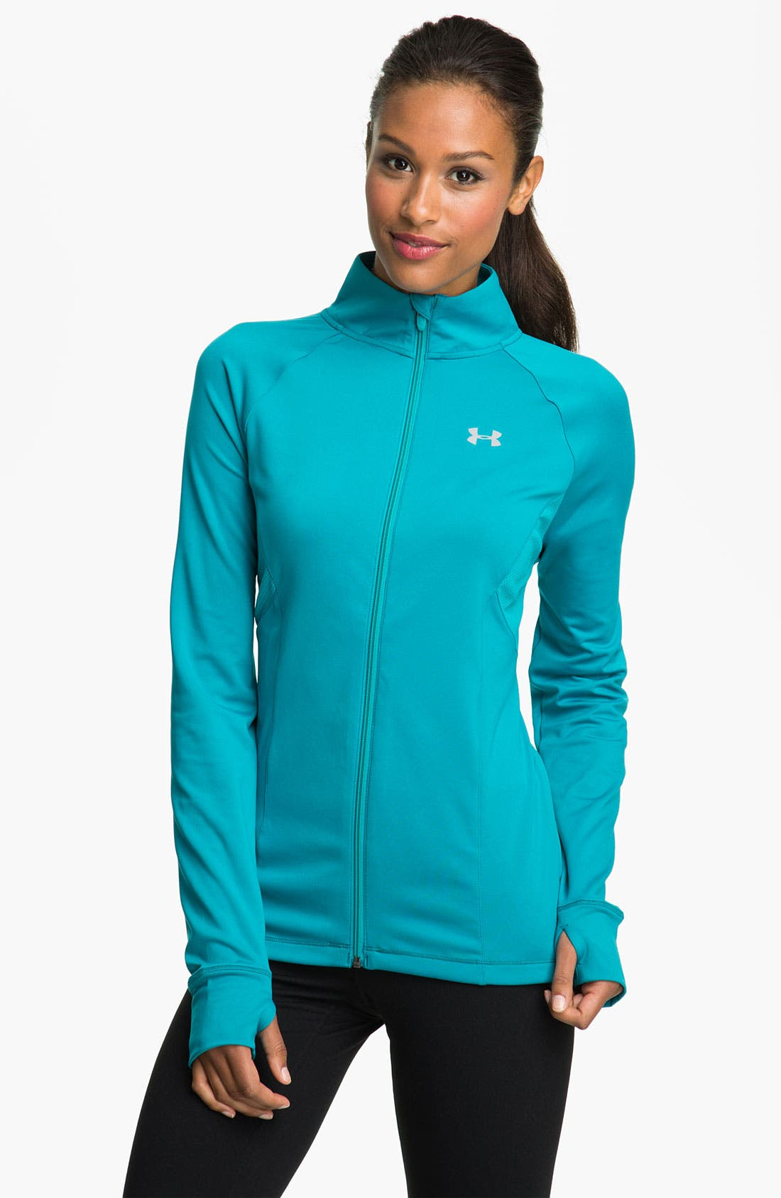 Alternate Image 1 Selected - Under Armour Escape Jacket