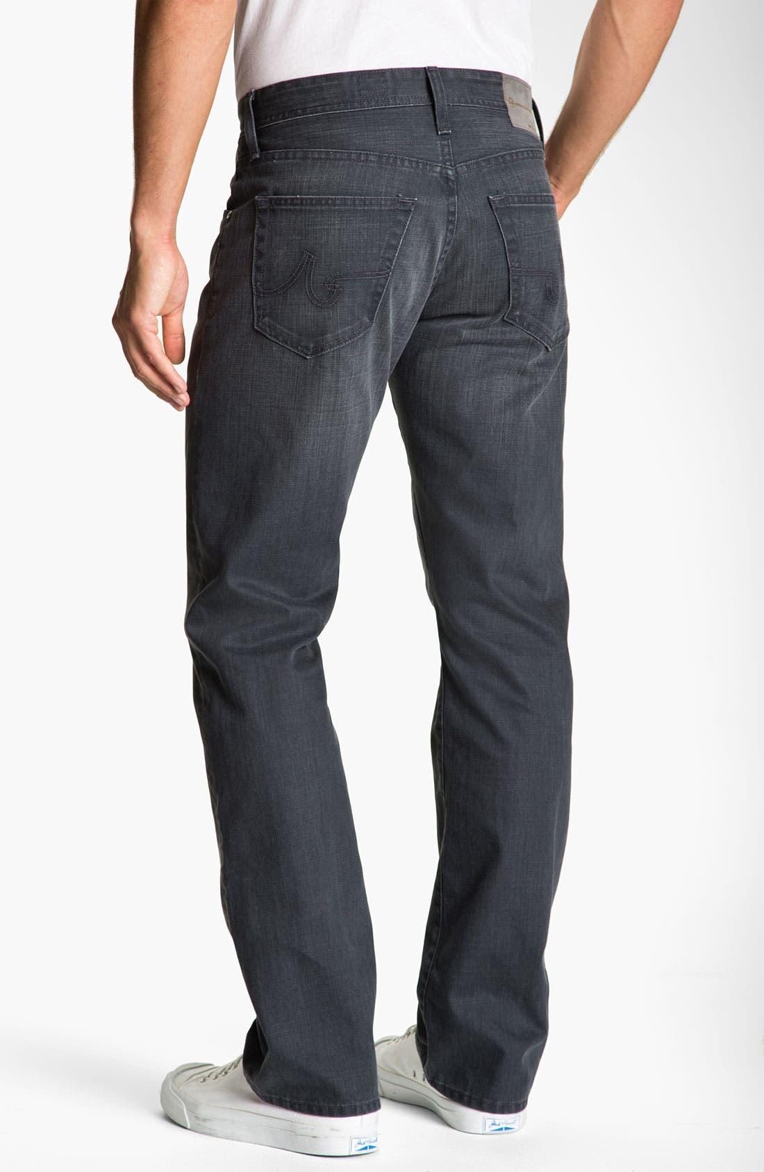 Alternate Image 2  - AG Jeans 'Protégé' Straight Leg Jeans (Cooper)