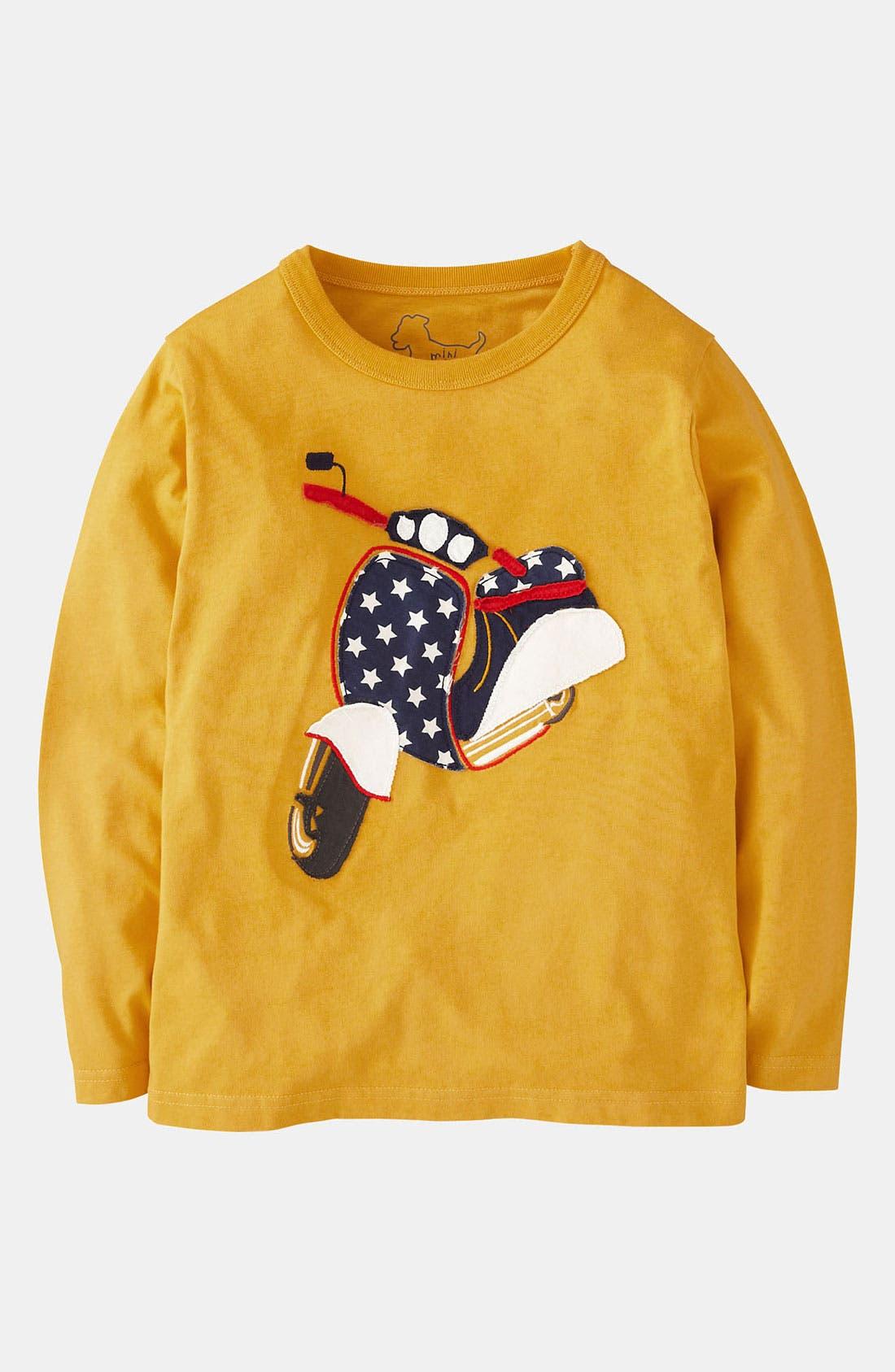 Alternate Image 1 Selected - Mini Boden 'Icon' T-Shirt (Little Boys & Big Boys)