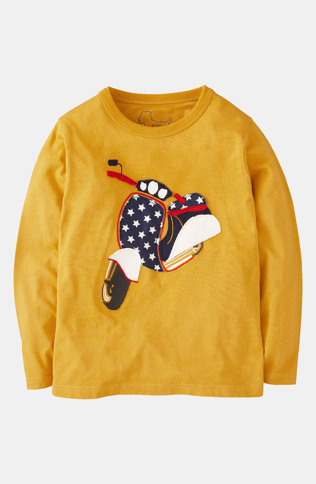 Main Image - Mini Boden 'Icon' T-Shirt (Little Boys & Big Boys)