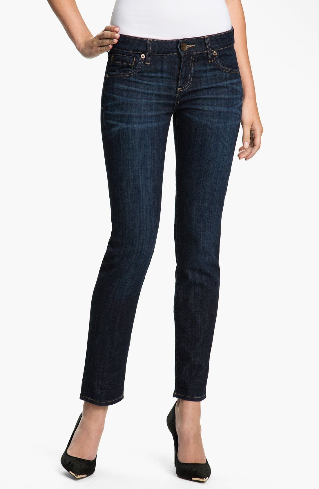 Alternate Image 3  - KUT from the Kloth 'Catherine' Boyfriend Jeans (Petite)