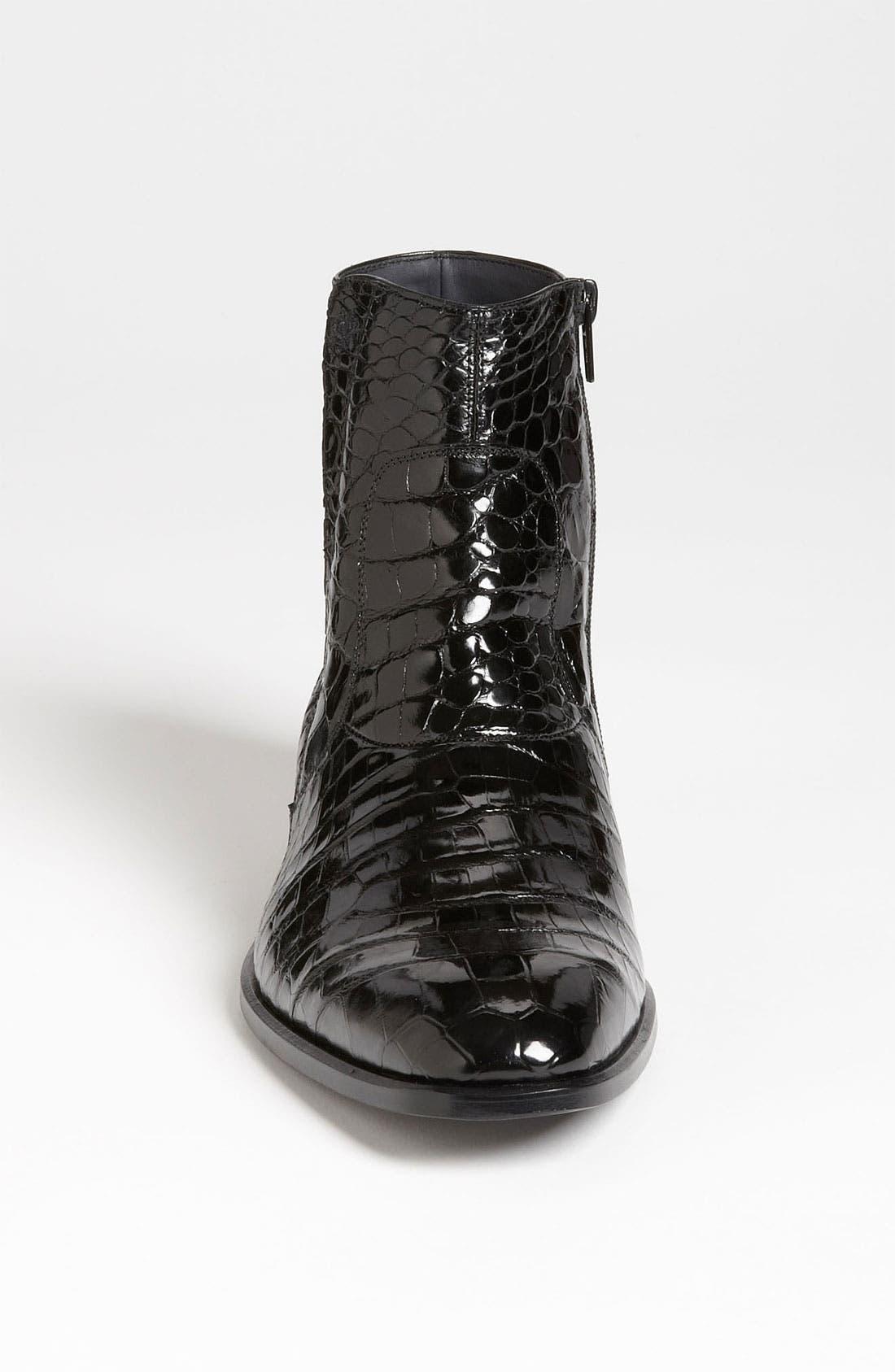 Alternate Image 3  - Mezlan 'Belucci' Alligator Boot