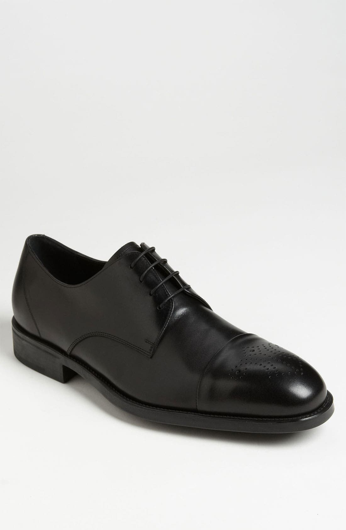 Alternate Image 1 Selected - Salvatore Ferragamo 'Aramix' Cap Toe Derby