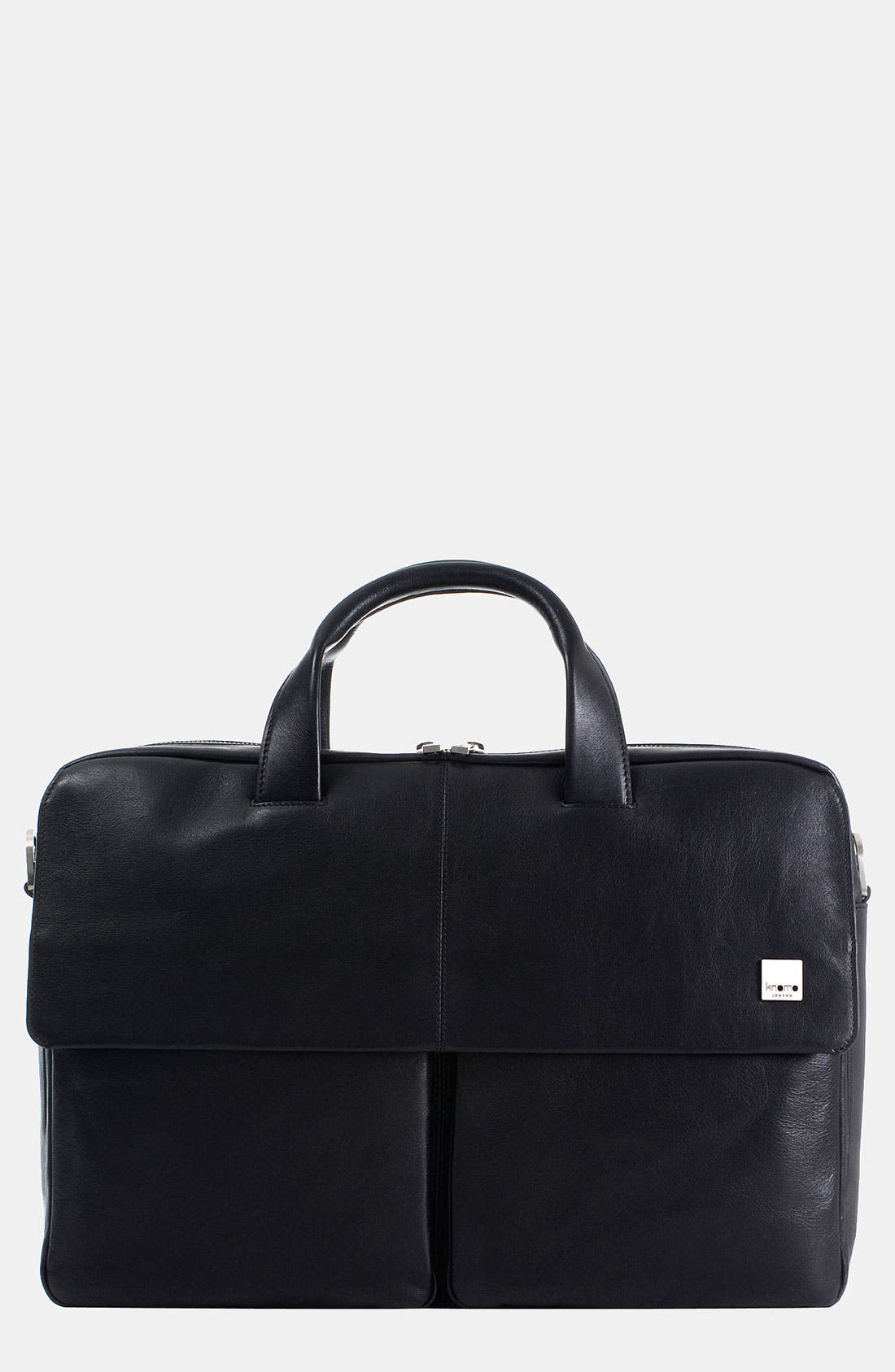 Alternate Image 2  - KNOMO London 'Dundee' 17 Inch Briefcase