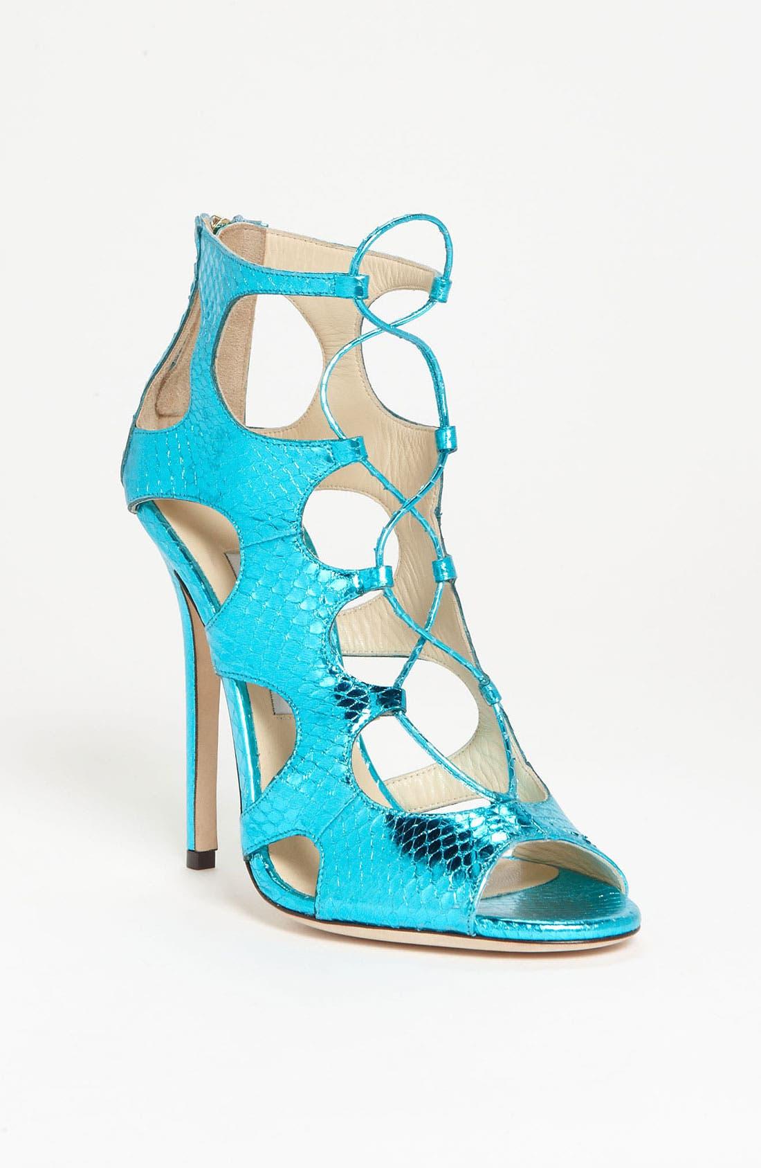 Alternate Image 1 Selected - Jimmy Choo 'Diffuse' Sandal
