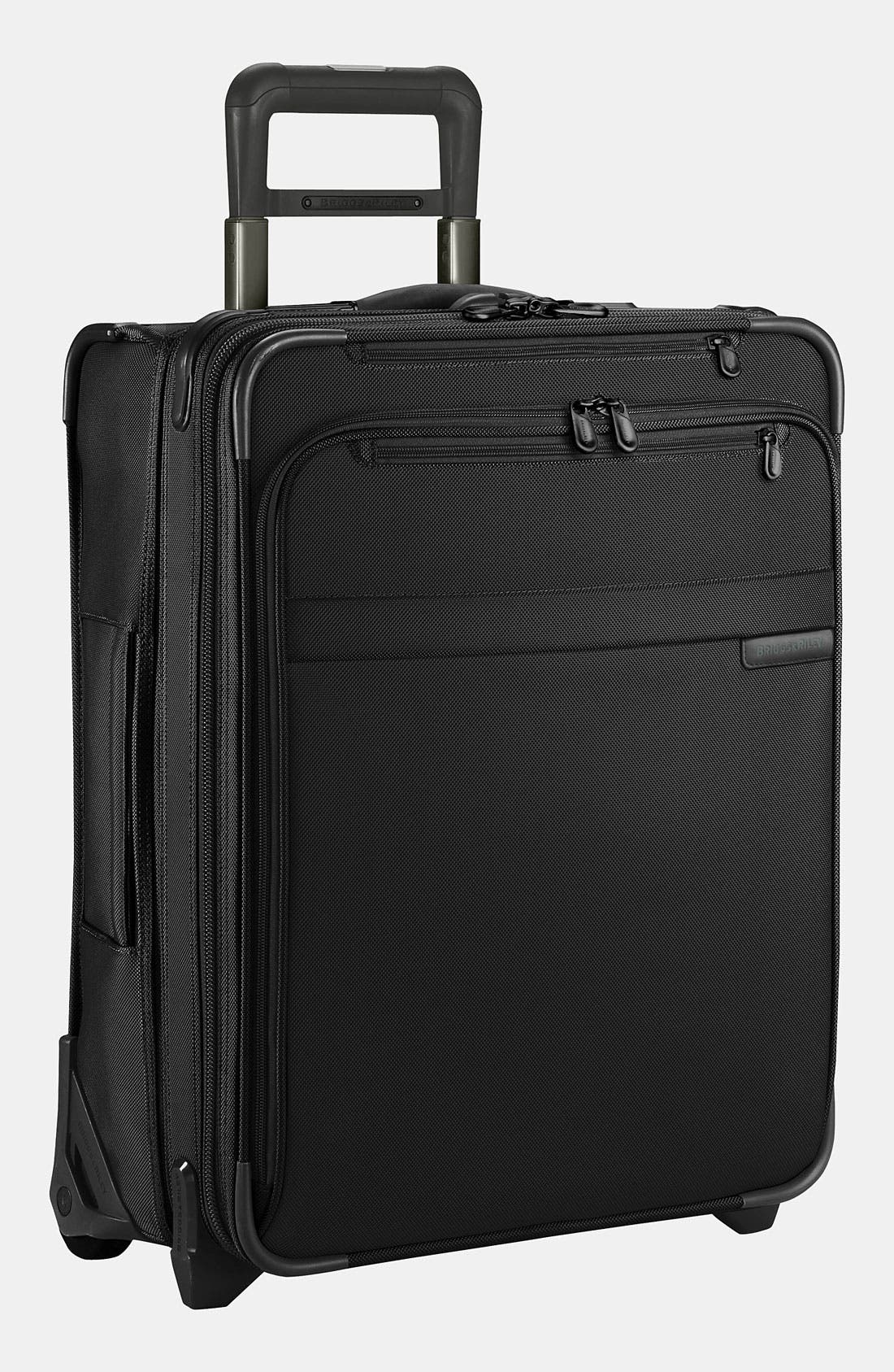 Main Image - Briggs & Riley 'Baseline' International Expandable Rolling Carry-On (22 Inch)