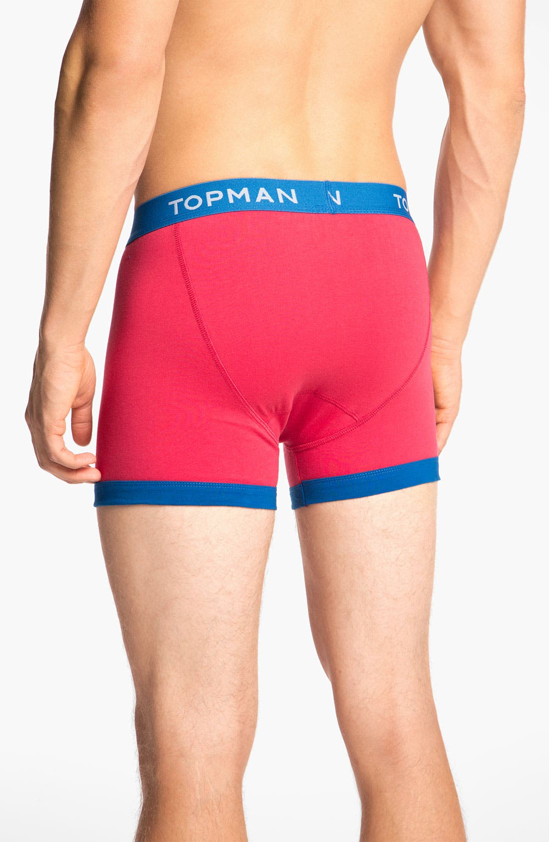 Alternate Image 3  - Topman 'Vintage Nautical' Boxer Briefs (3-Pack)