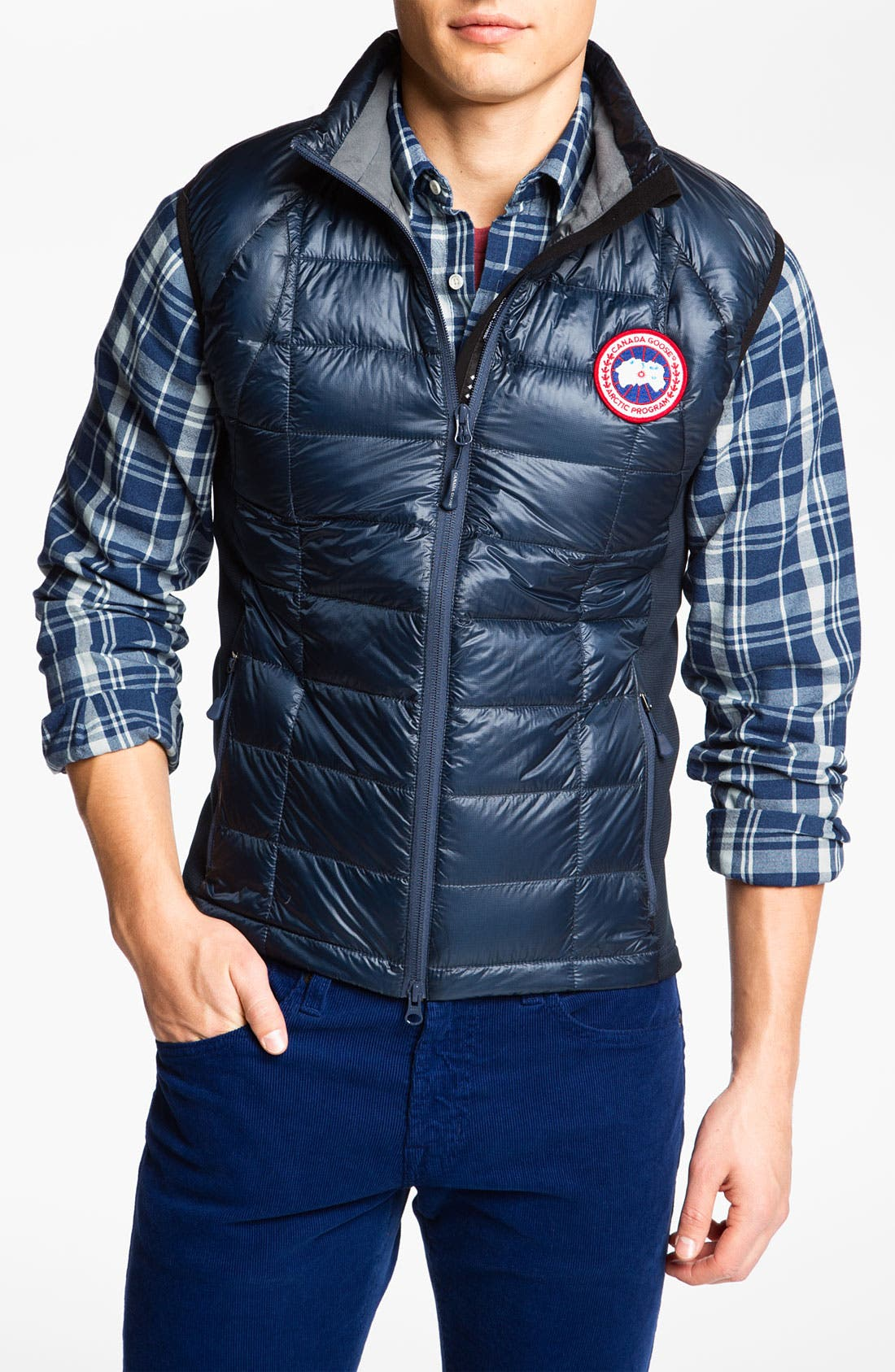 Main Image - Canada Goose 'Hybridge Lite' Quilted Down Vest