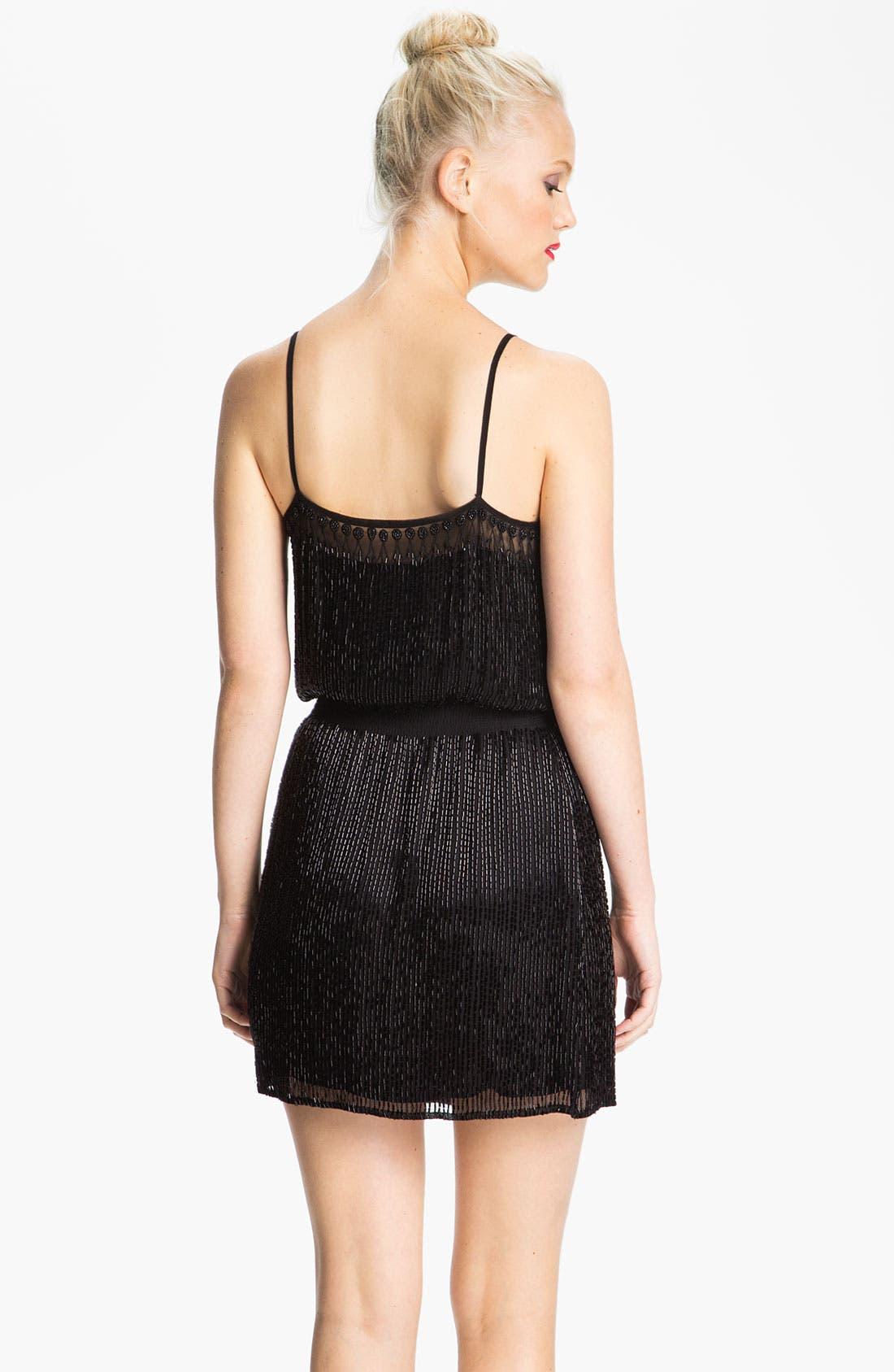 Alternate Image 2  - Parker Embellished Camisole Dress