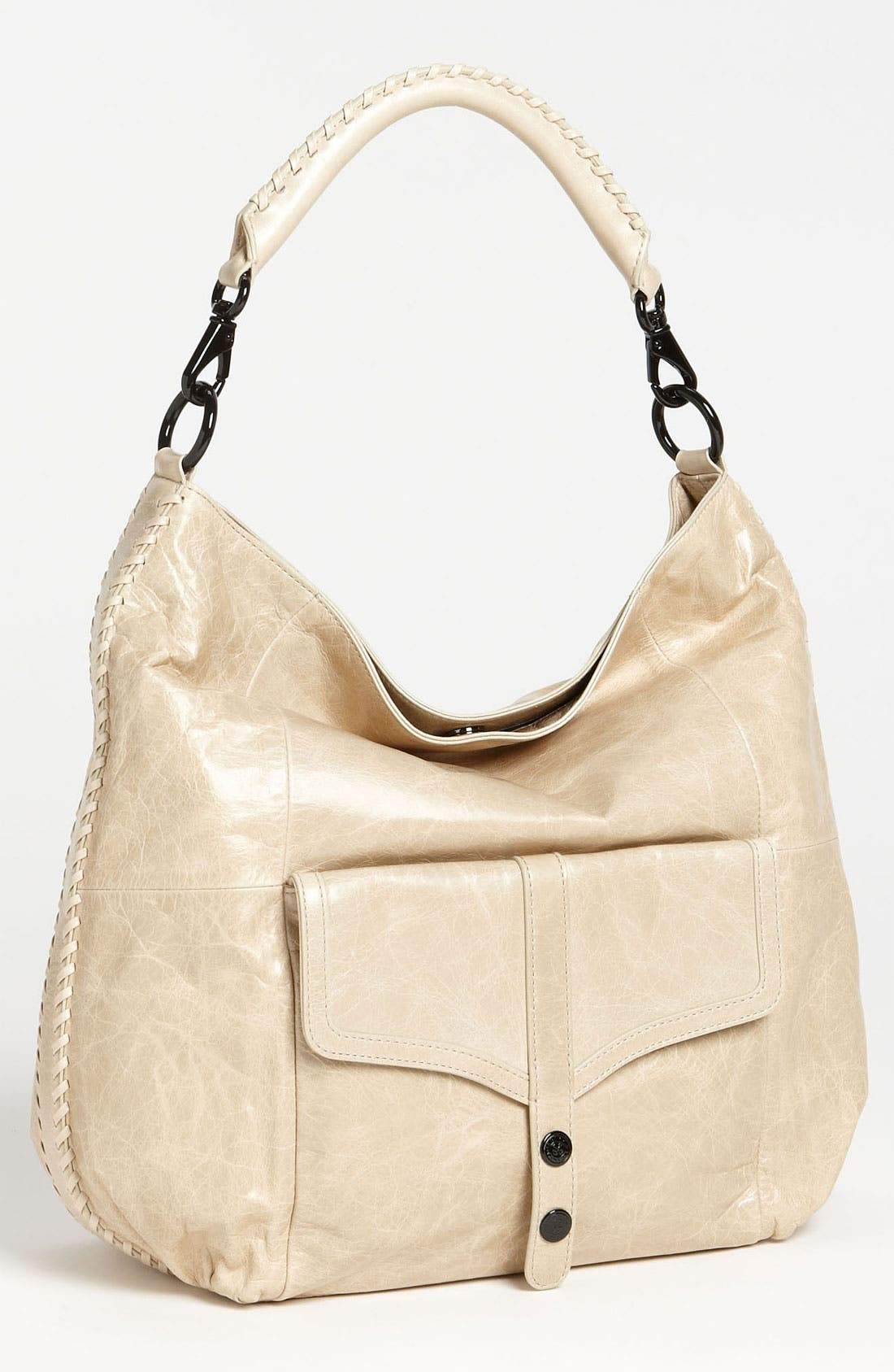 Alternate Image 1 Selected - Rebecca Minkoff 'Drew' Whipstitch Hobo
