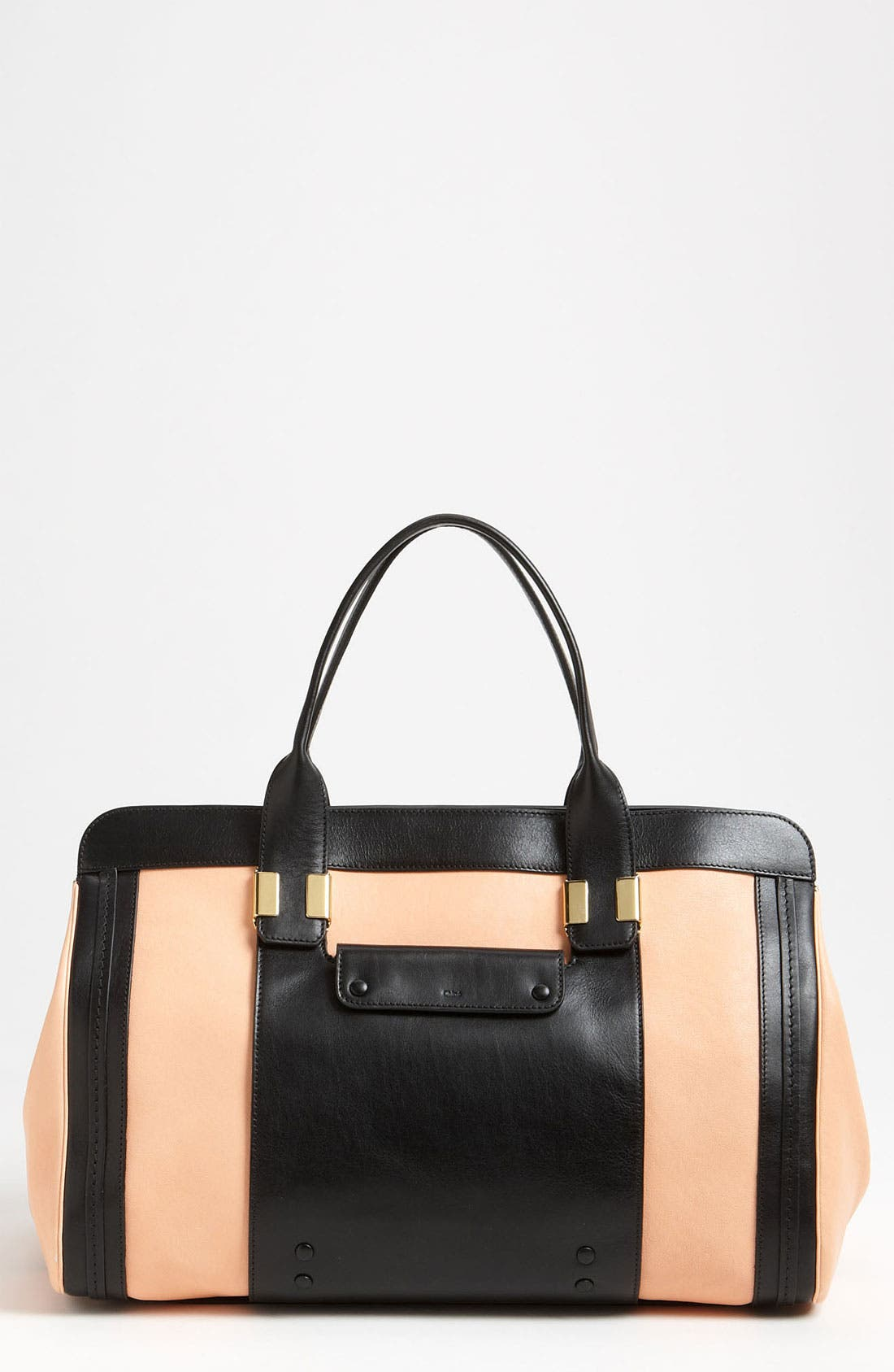 Main Image - Chloé 'Alice - Large' Leather Tote
