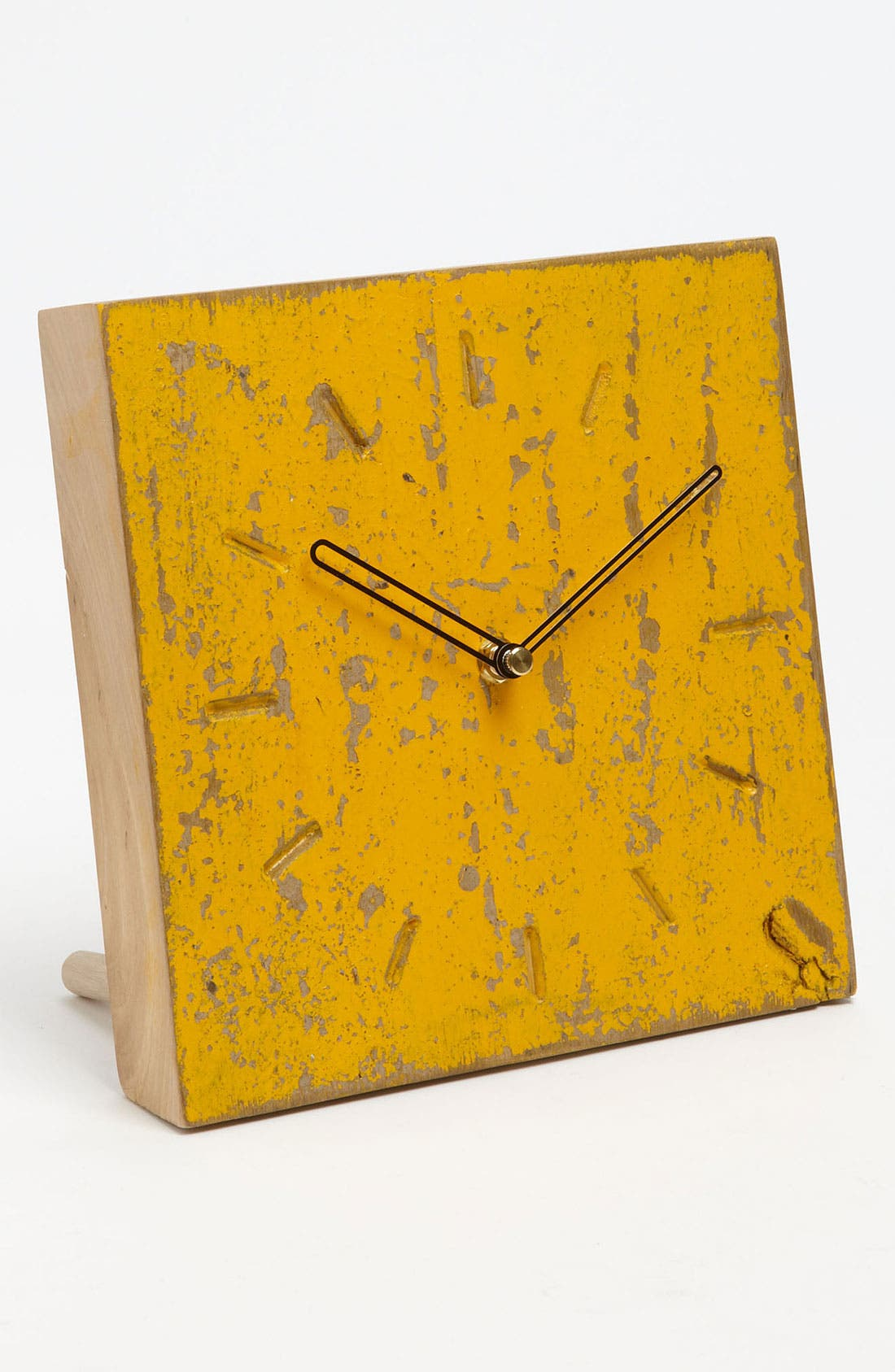 Main Image - Painted Wood Clock