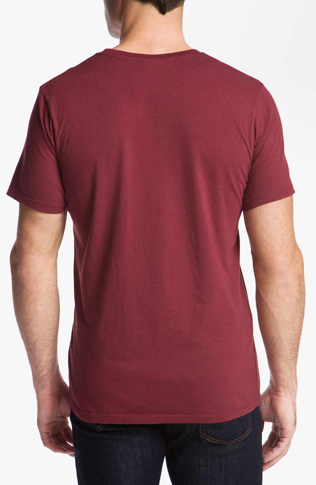 Alternate Image 2  - Junk Food 'Washington Redskins' T-Shirt