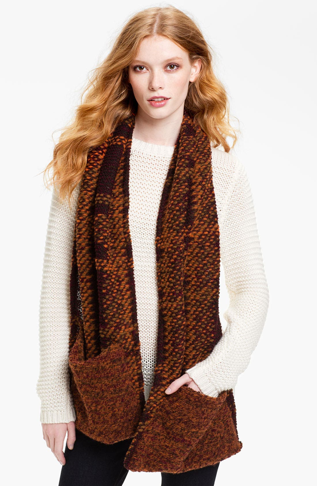 Main Image - Nordstrom Pocket Scarf