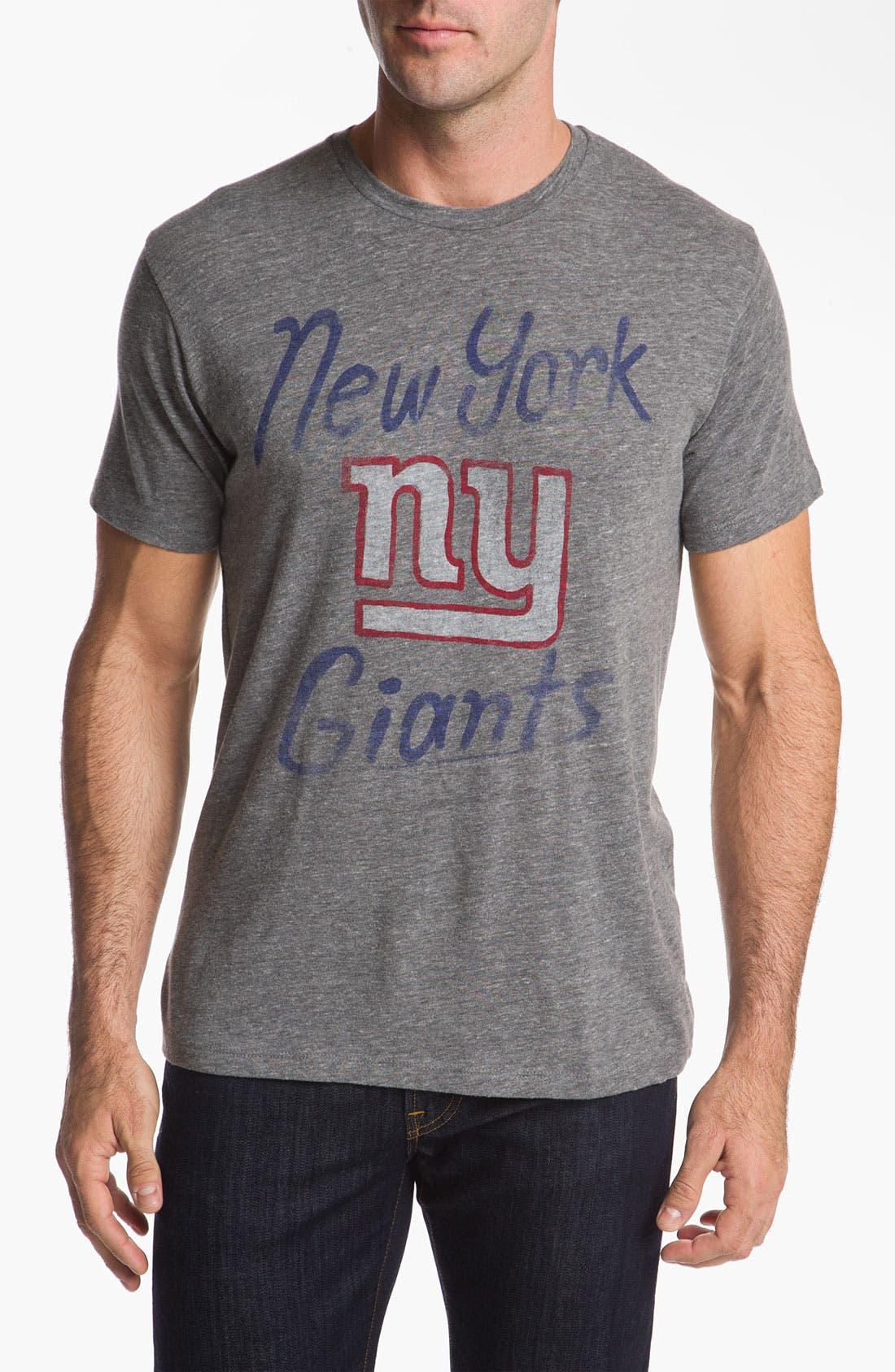 Alternate Image 1 Selected - Junk Food 'New York Giants' T-Shirt