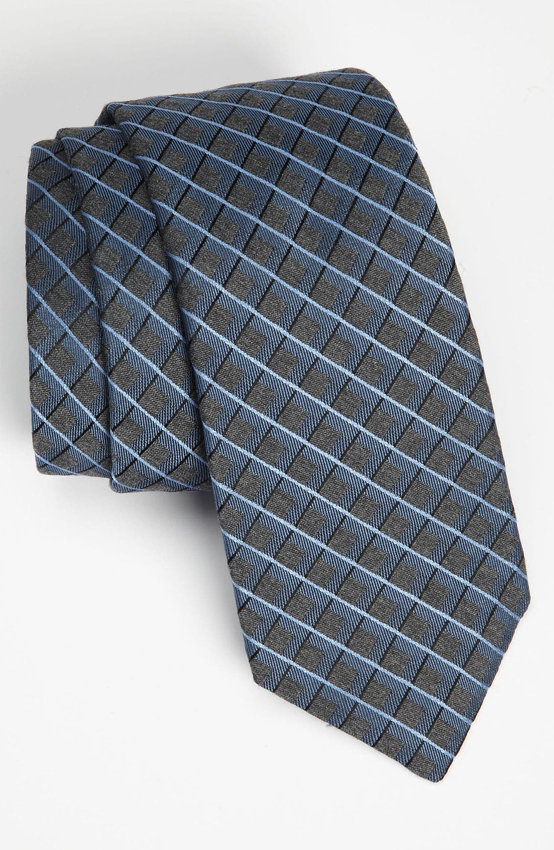 Alternate Image 1 Selected - Michael Kors Woven Silk Blend Tie