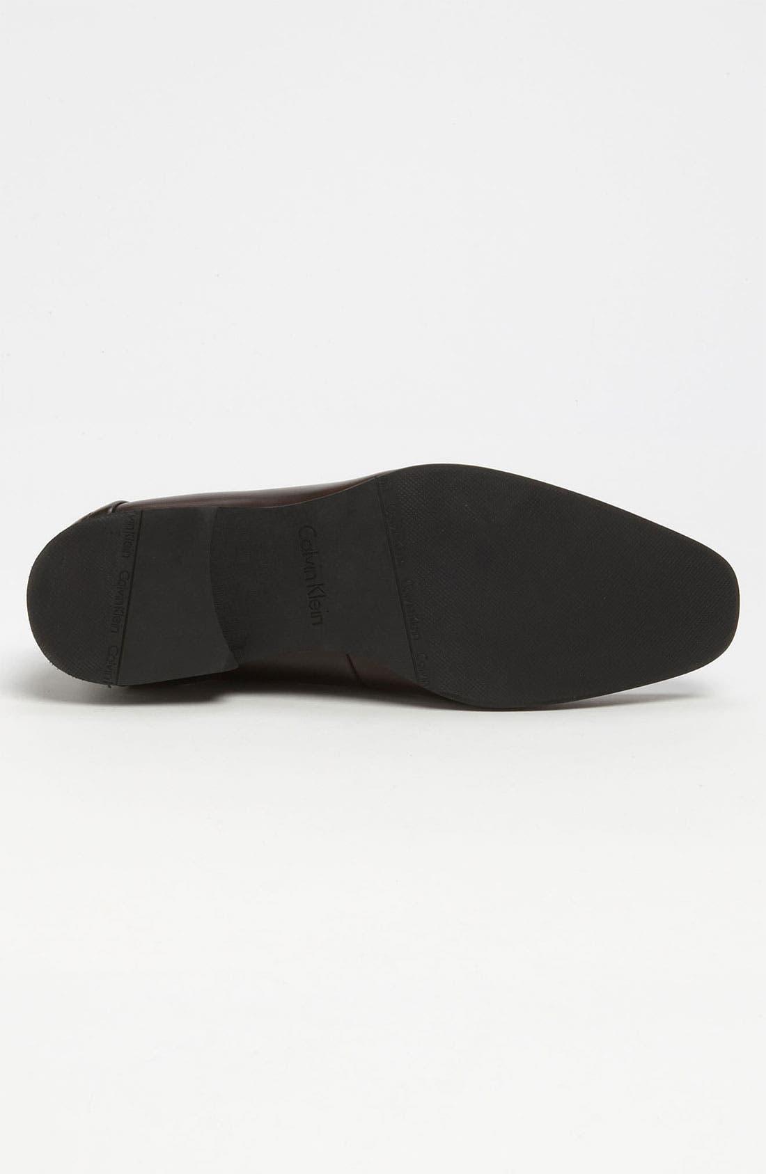 Alternate Image 4  - Calvin Klein 'Brad' Venetian Loafer