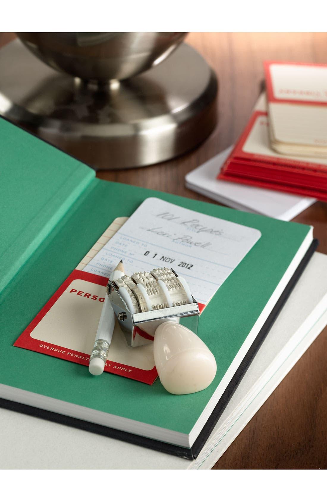 Alternate Image 2  - Knock Knock Personal Library Kit