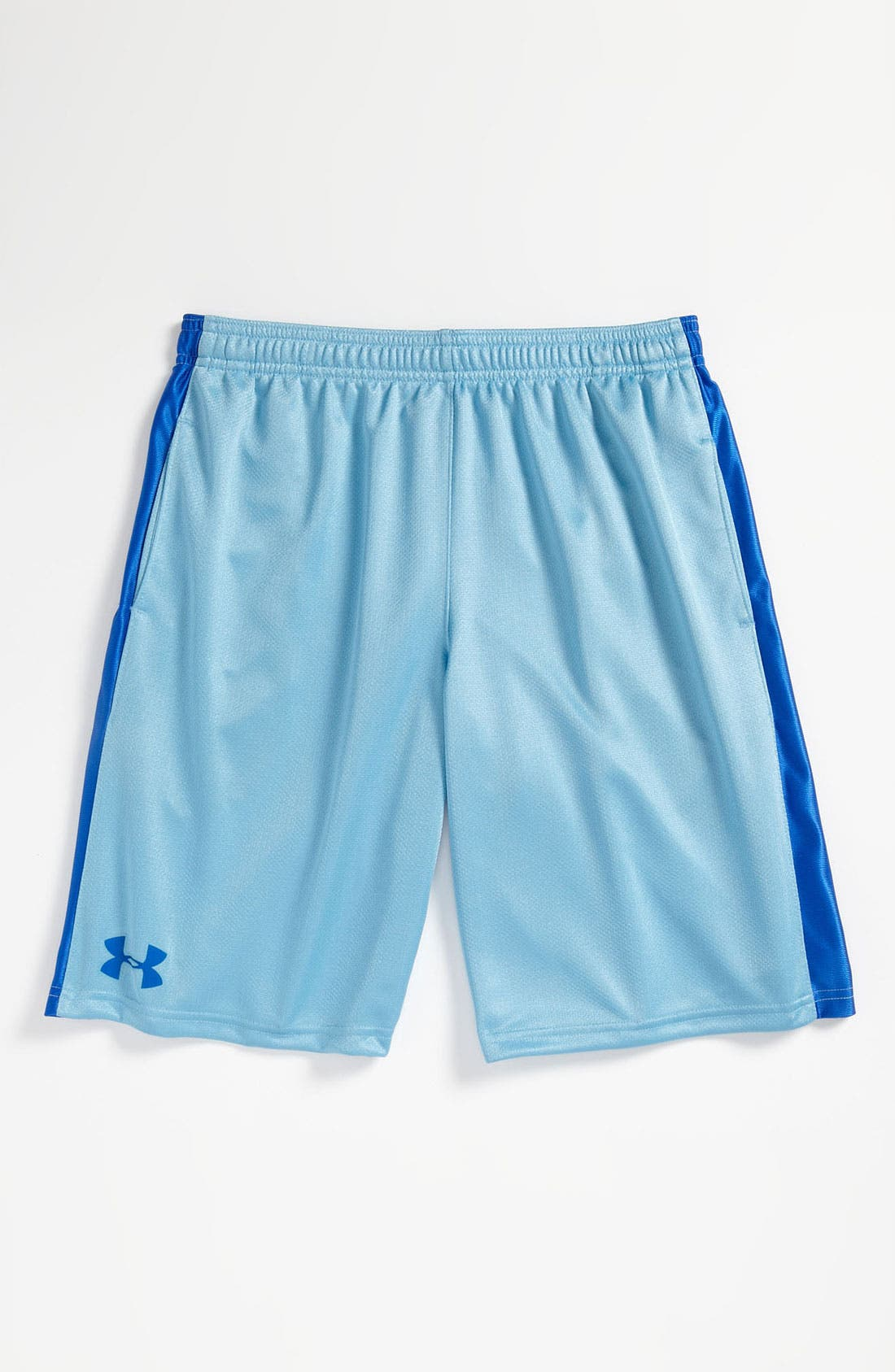 Alternate Image 1 Selected - Under Armour 'Ultimate' Training Shorts (Big Boys)