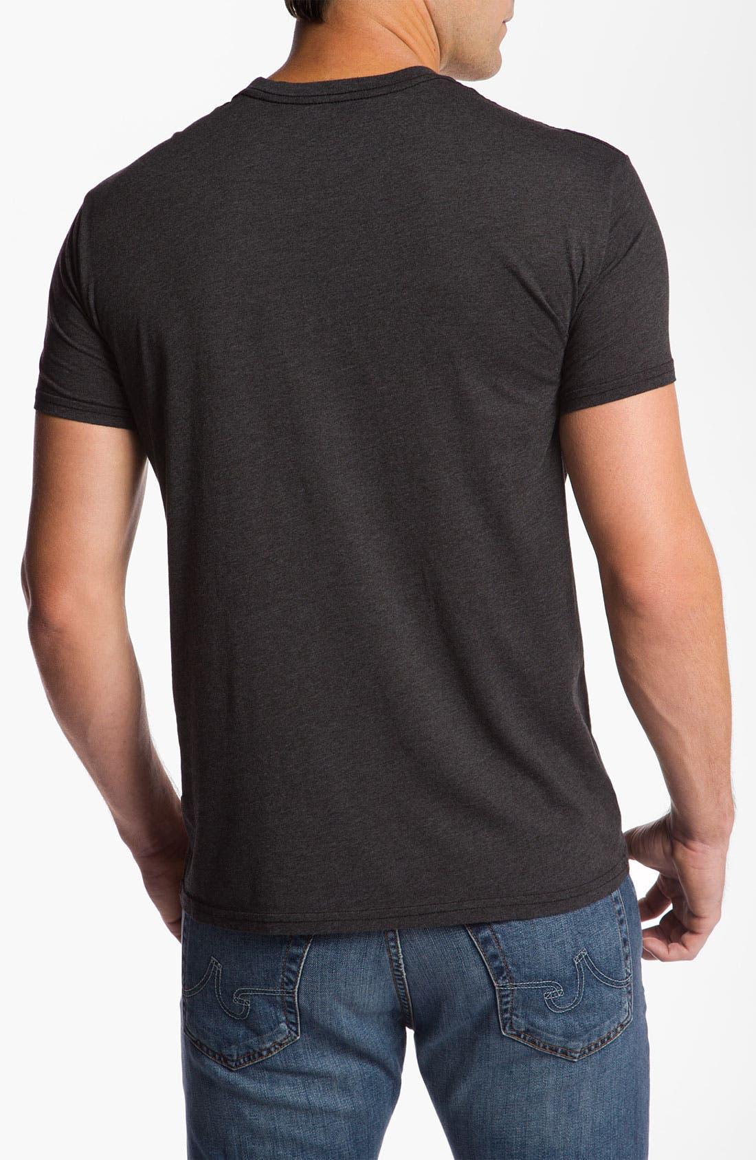 Alternate Image 2  - The Original Retro Brand 'Wisconsin Badgers' T-Shirt