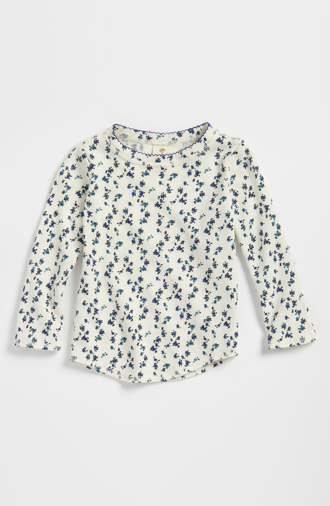 Main Image - Tucker + Tate 'Trixie' Thermal Henley (Toddler)