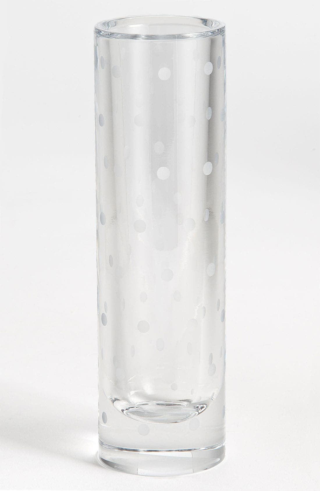Alternate Image 1 Selected - kate spade new york 'larabee dot' bud vase