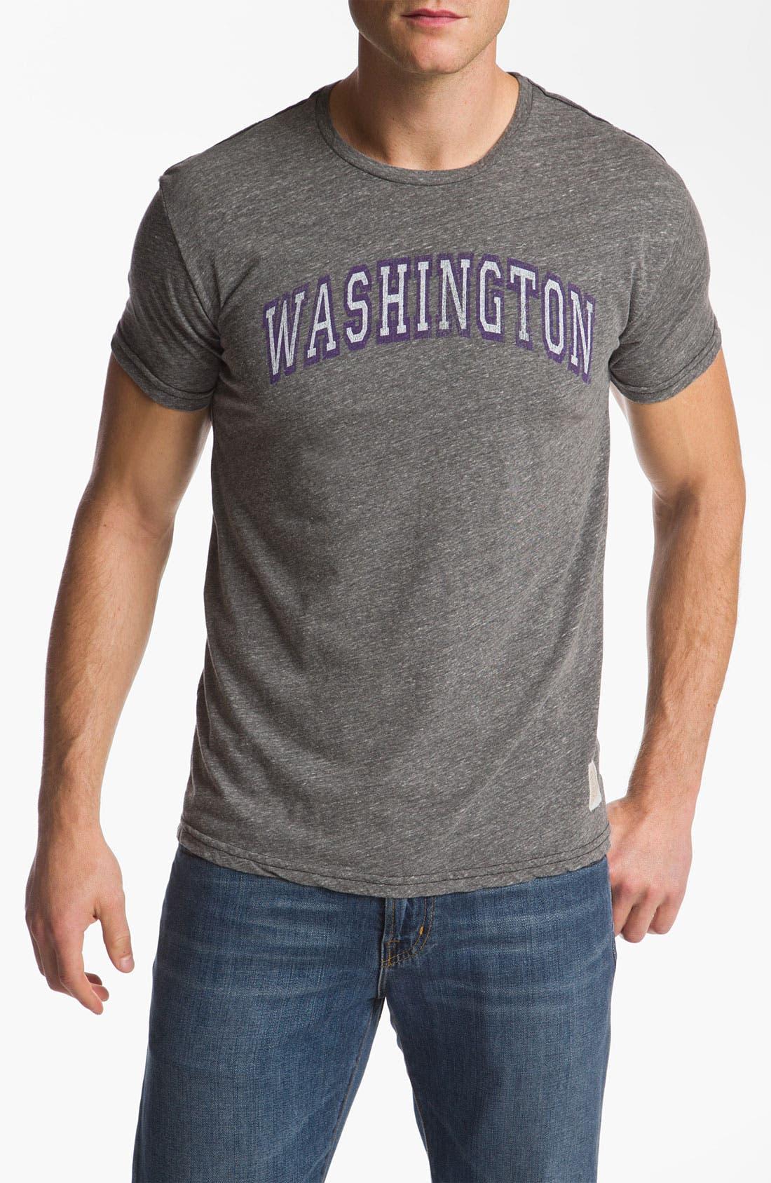 Alternate Image 1 Selected - The Original Retro Brand 'University of Washington Huskies' T-Shirt