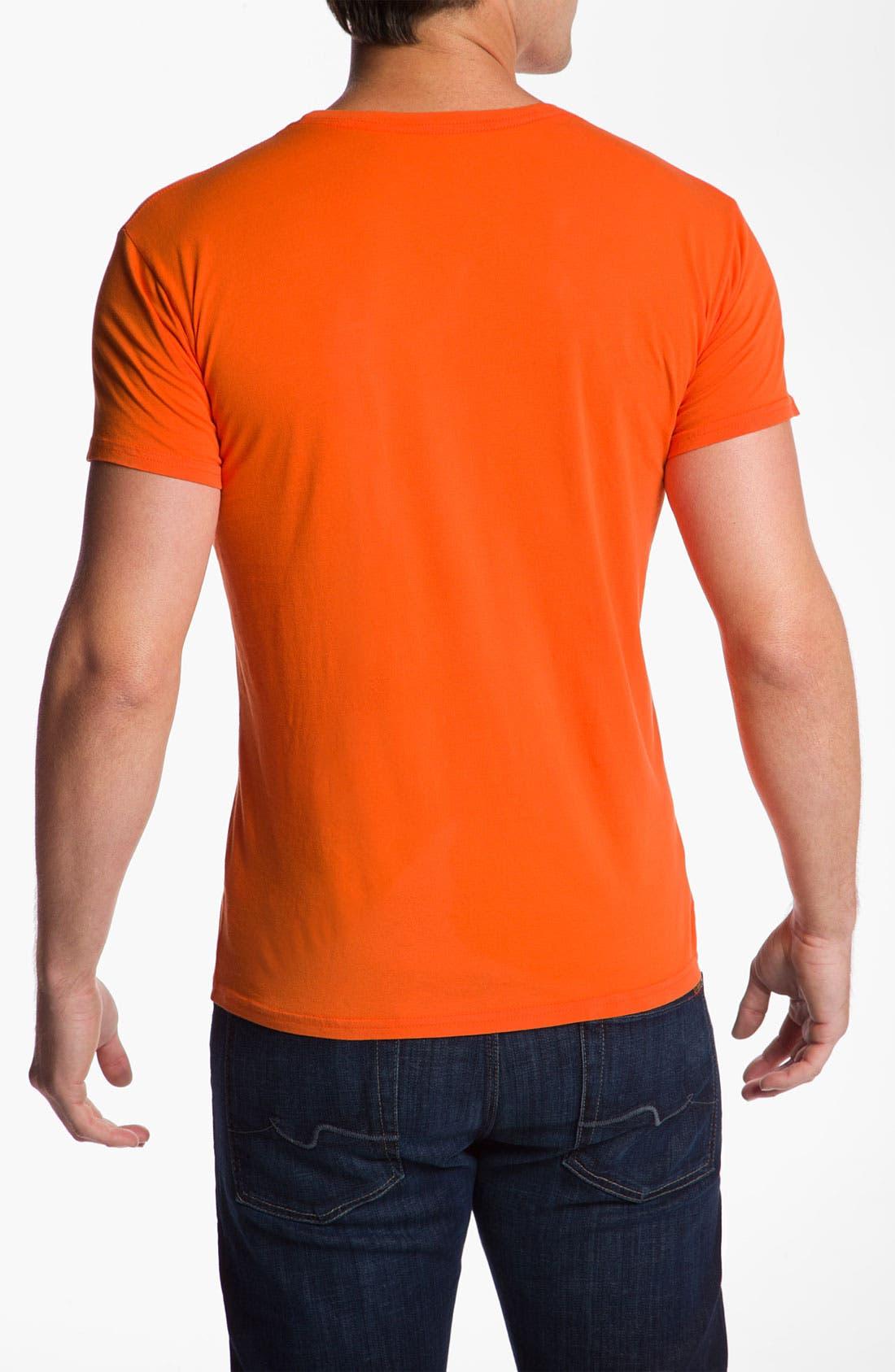 Alternate Image 2  - Retro Brand 'Miami Hurricanes' T-Shirt