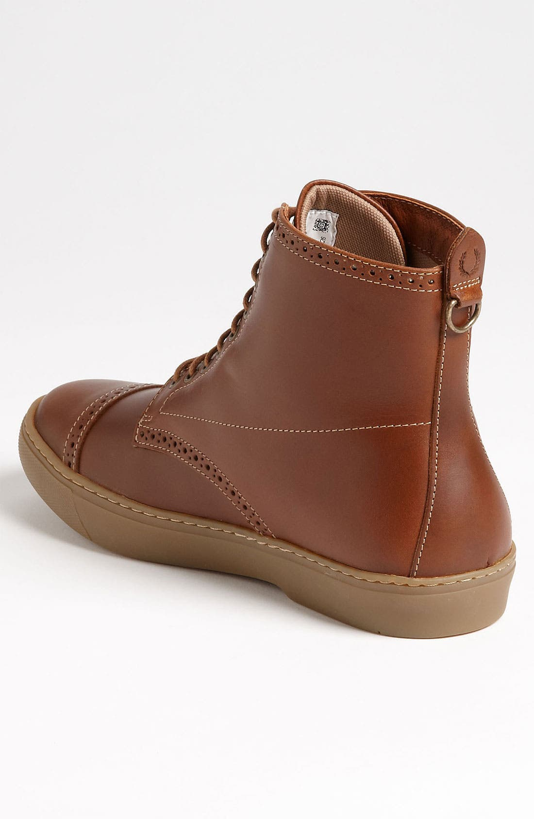 Alternate Image 2  - Fred Perry 'Donahue' Cap Toe Boot