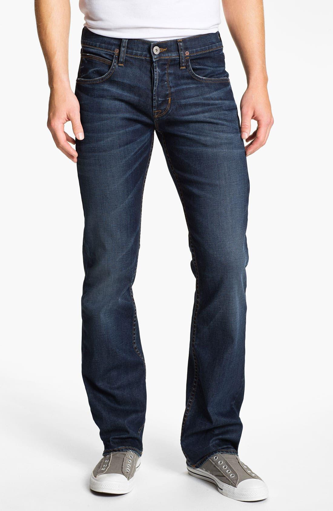 Alternate Image 2  - Hudson Jeans 'Clifton' Bootcut Jeans (Revert)