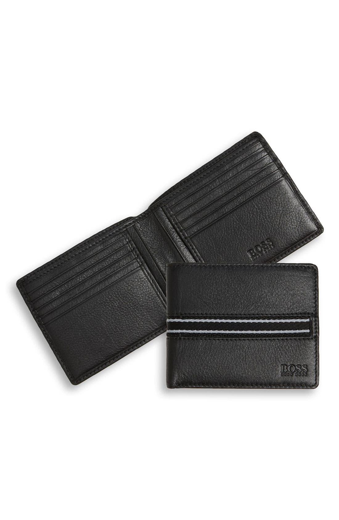 Alternate Image 1 Selected - BOSS HUGO BOSS 'Starskie' Wallet
