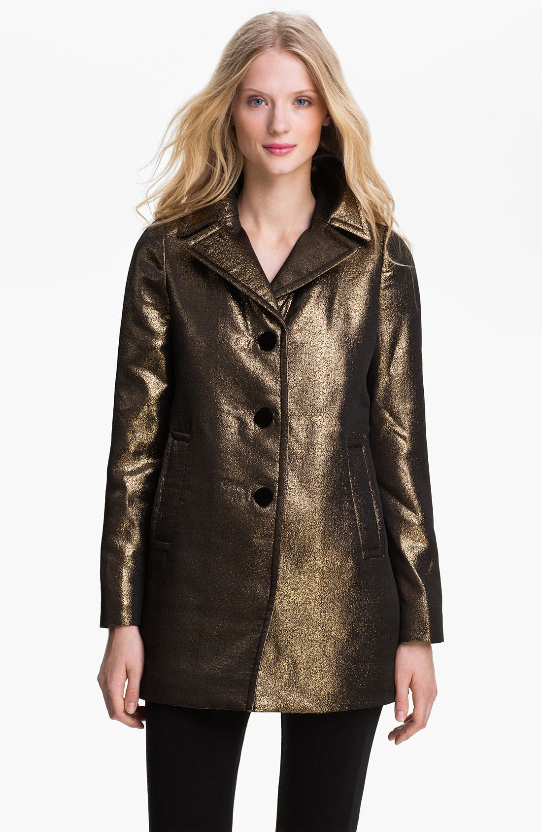 Main Image - Tory Burch 'Brandy' Coat