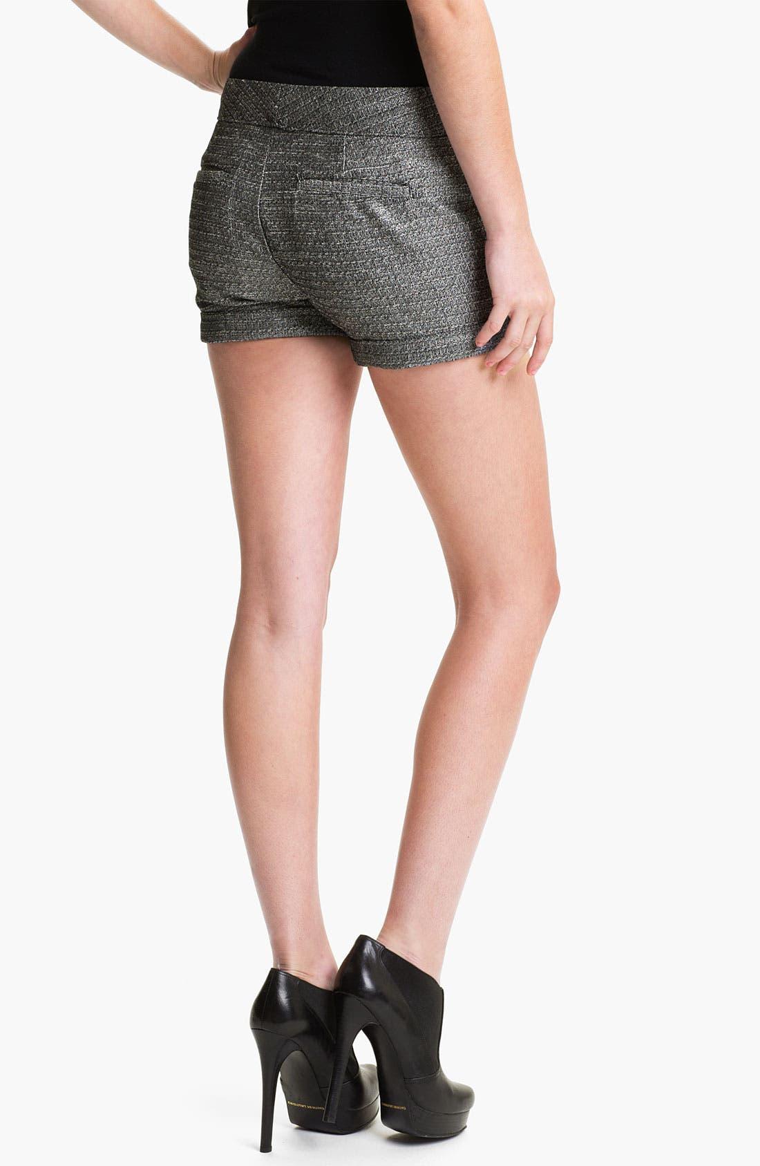 Alternate Image 2  - Ella Moss 'Sylvia' Cuffed Shorts