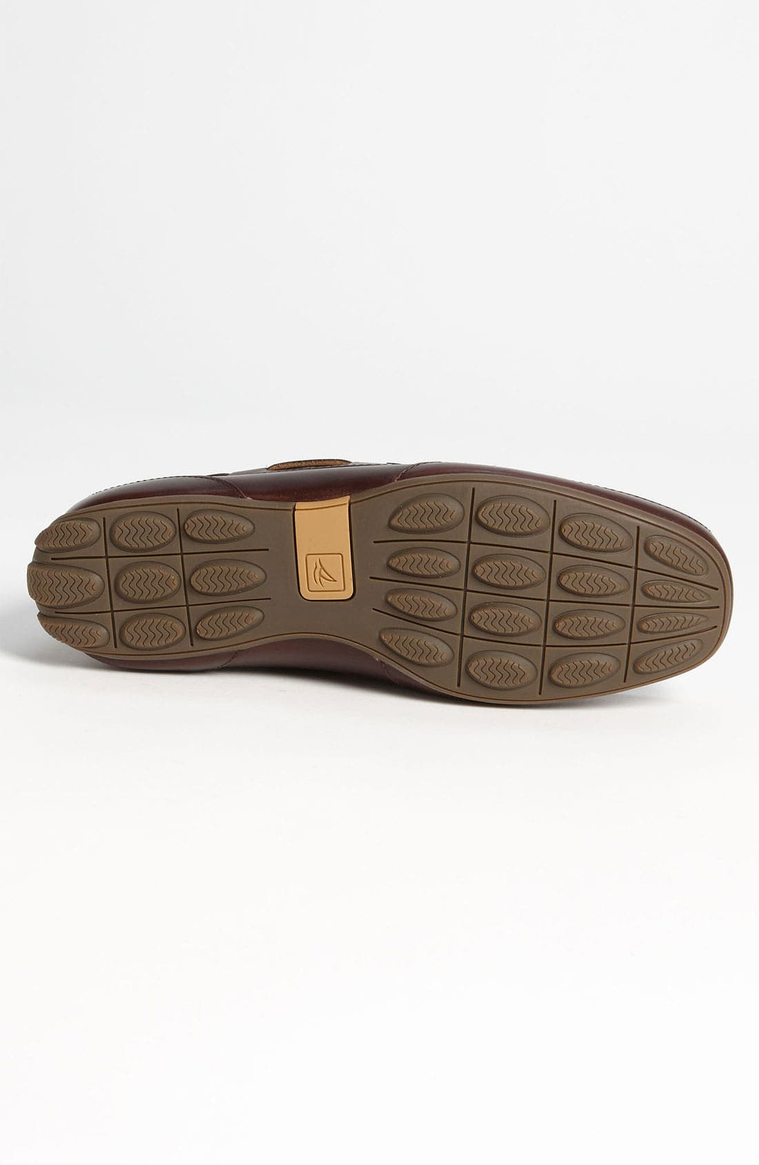 Top-Sider<sup>®</sup> 'Navigator Venetian' Driving Shoe,                             Alternate thumbnail 4, color,                             Amaretto