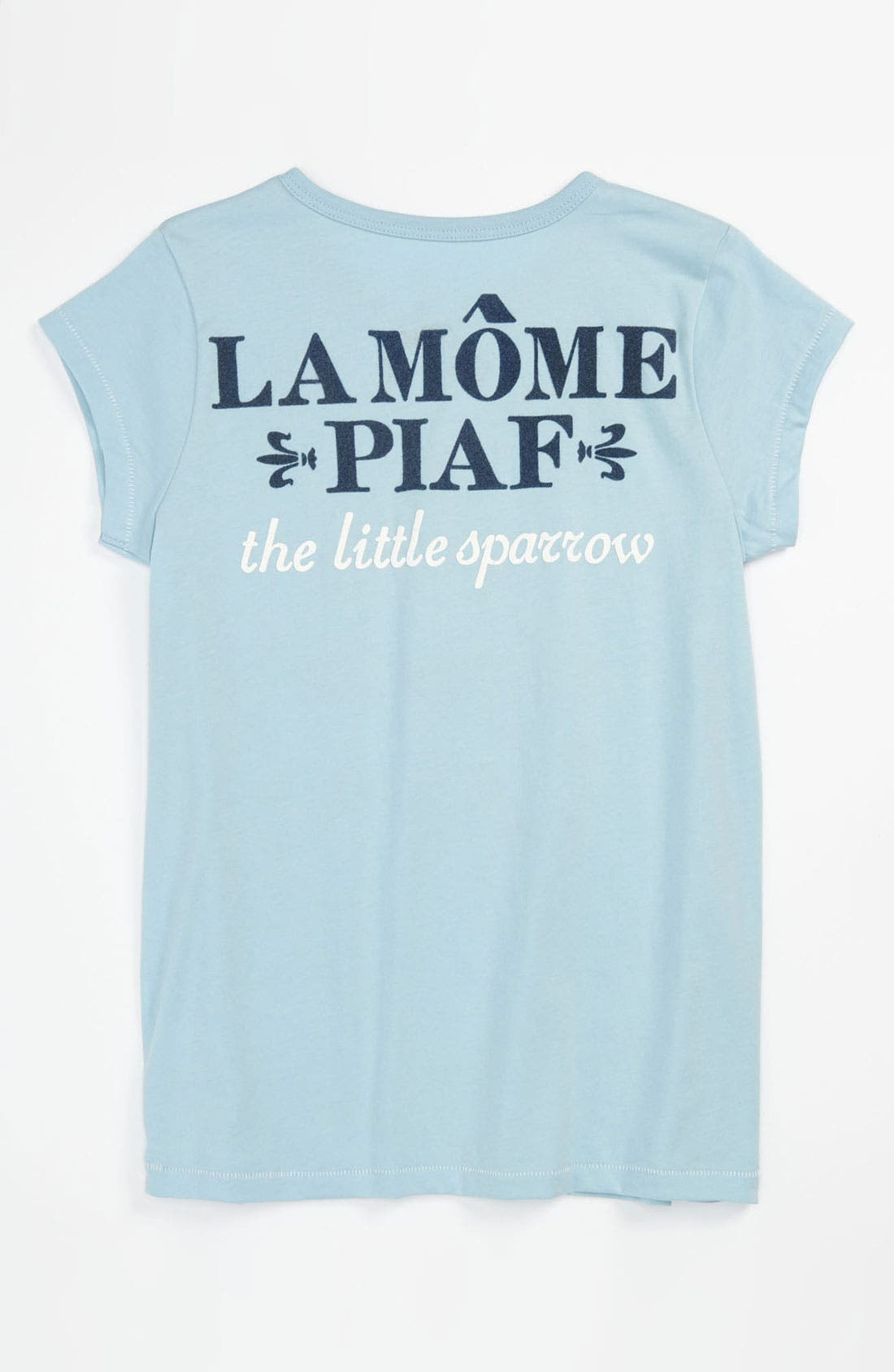 Alternate Image 2  - Peek 'Piaf' Tee (Toddler, Little Girls & Big Girls)