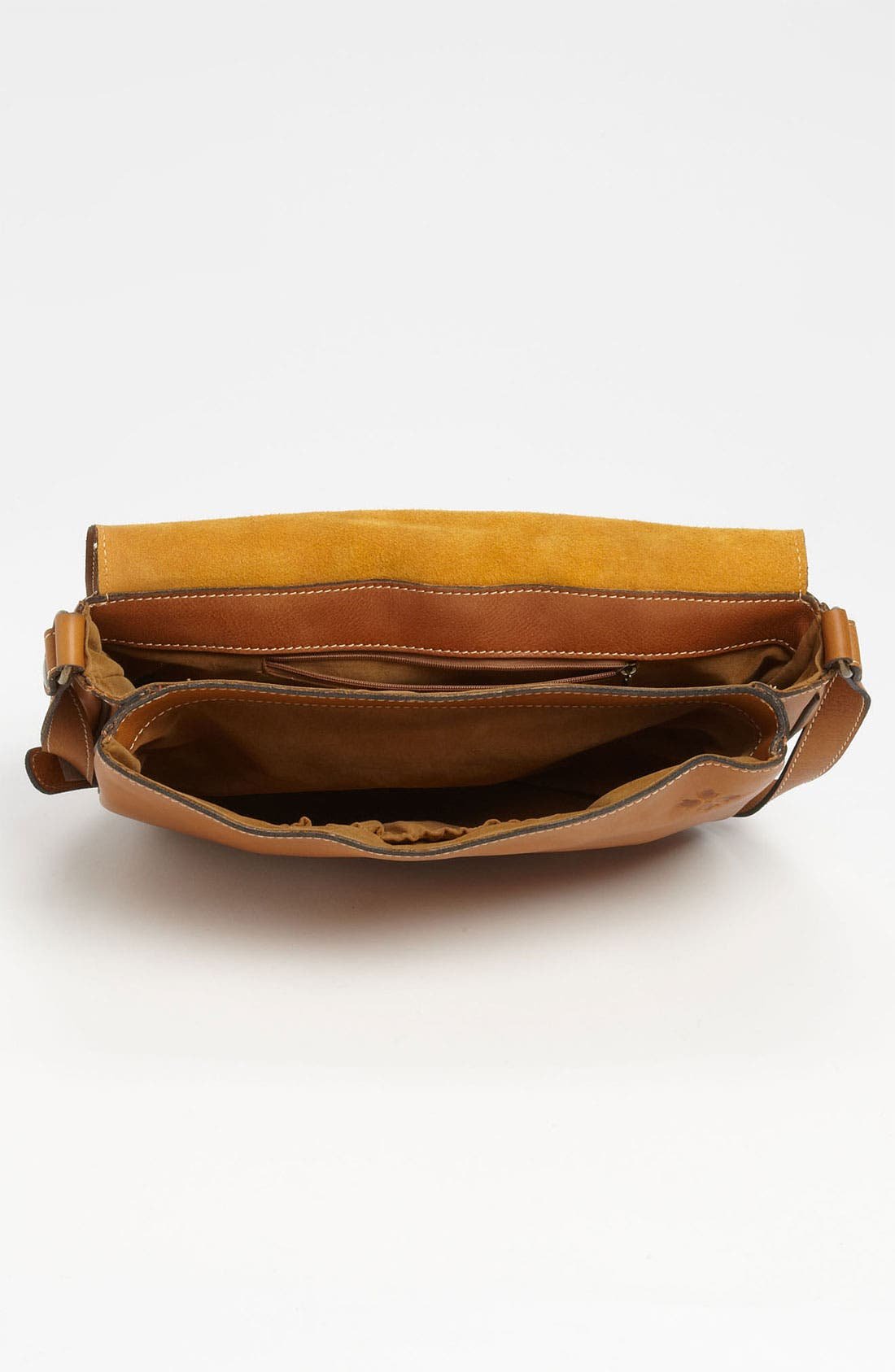 Alternate Image 3  - Patricia Nash 'Sorano - Shoe Polish' Crossbody Satchel