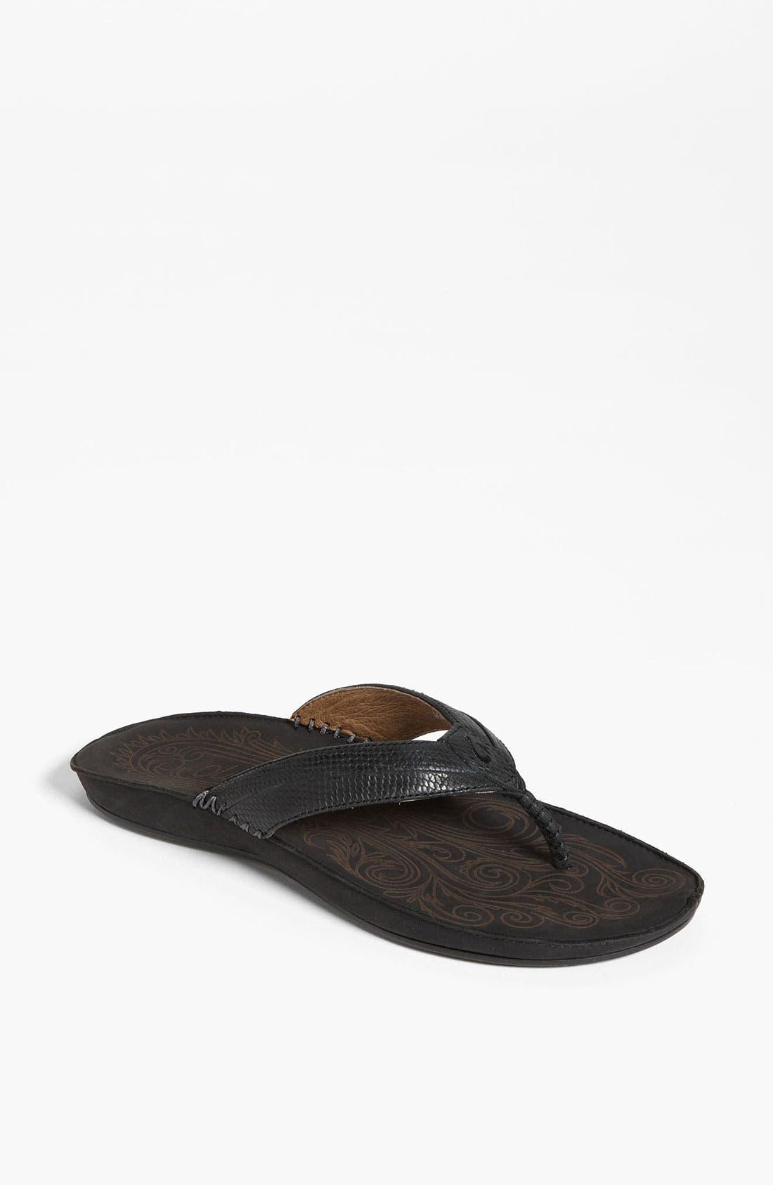 Alternate Image 1 Selected - Olukai 'Haiku Elua' Flip Flop