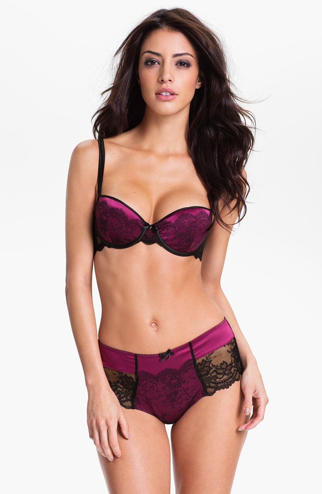 Alternate Image 3  - Chantelle Intimates 'Paris Paris' Bra & Brief
