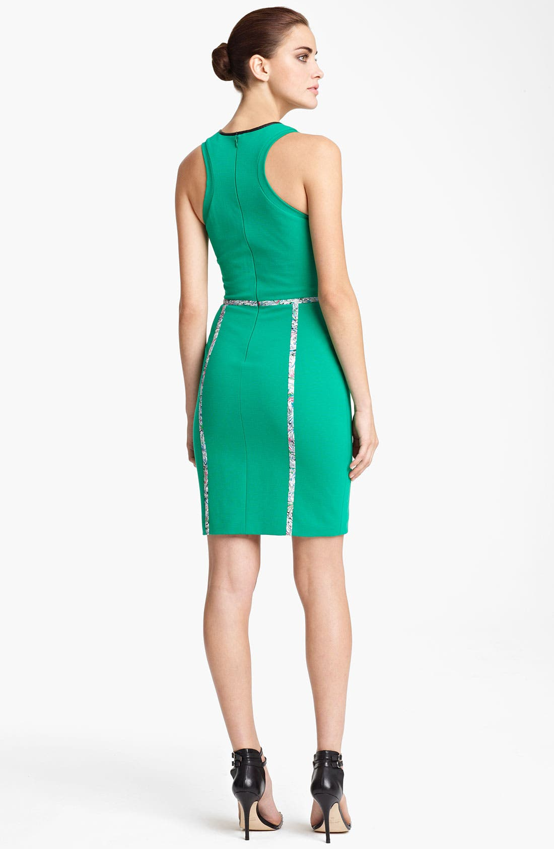 Alternate Image 2  - Yigal Azrouël Jersey Sheath Dress