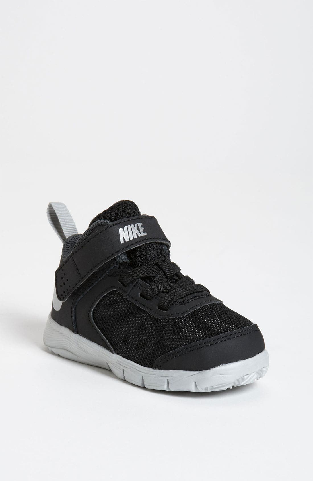 Alternate Image 1 Selected - Nike 'Fusion' Basketball Shoe (Baby, Walker, Toddler)