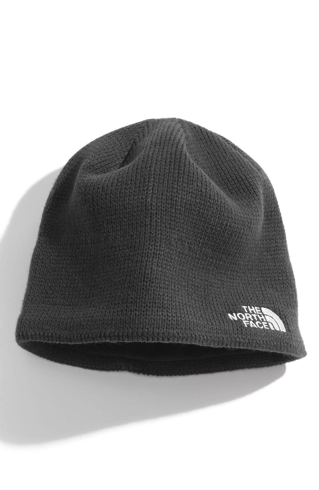 Alternate Image 1 Selected - The North Face Bones Fleece Lined Beanie