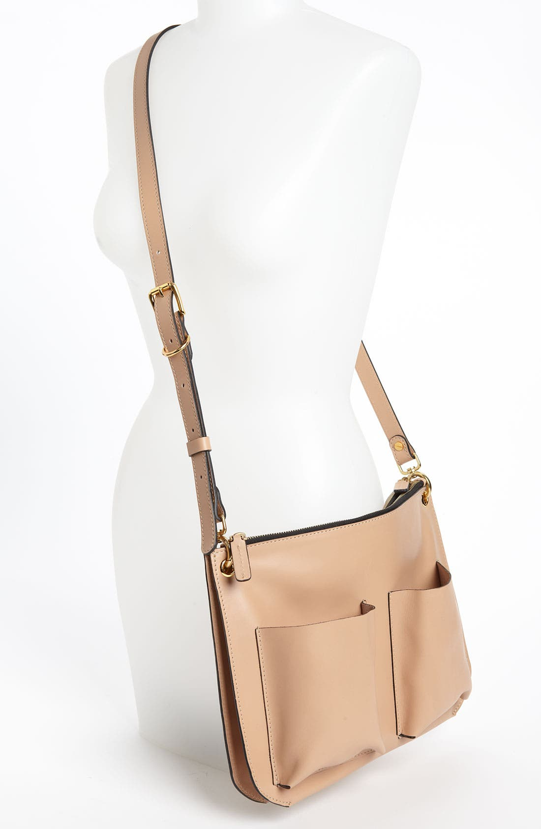 Alternate Image 2  - Marni Double Pocket Crossbody Bag