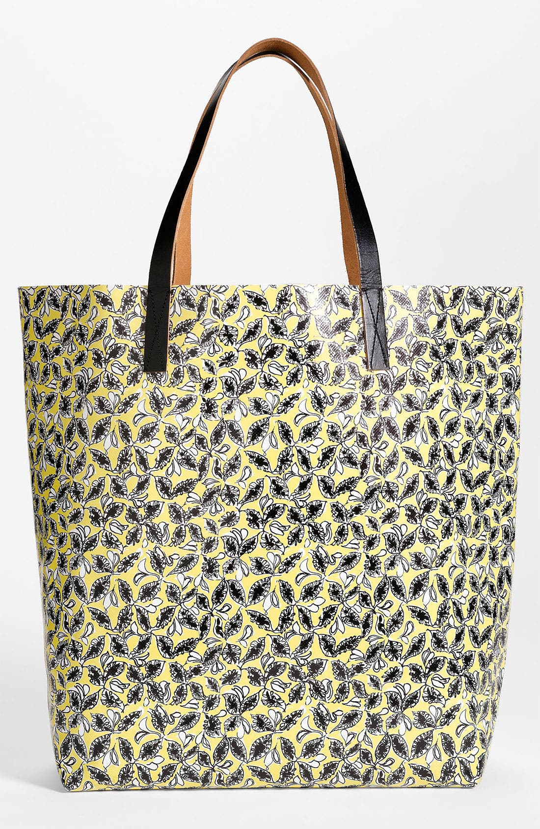 Alternate Image 2  - Marni Two-Sided Print Tote