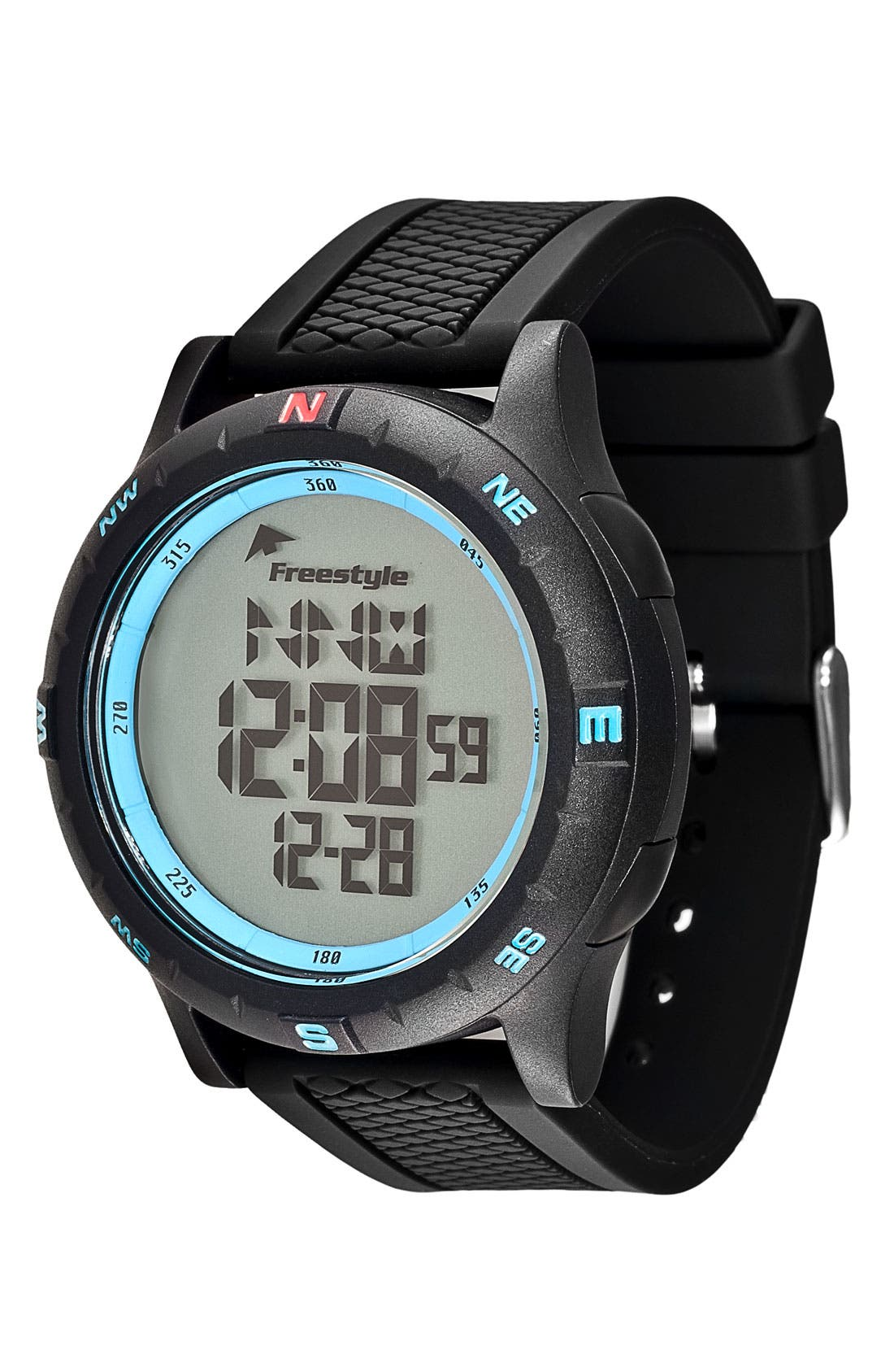 Main Image - Freestyle 'Navigator 3.0' Digital Sport Watch, 45mm