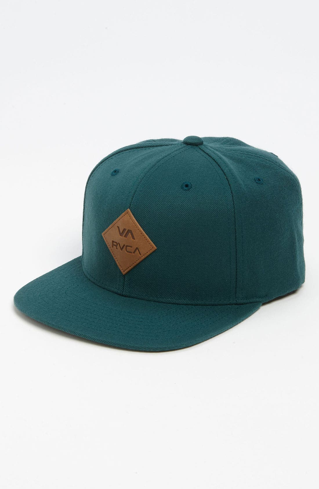 Main Image - RVCA 'Delux' Snapback Baseball Cap