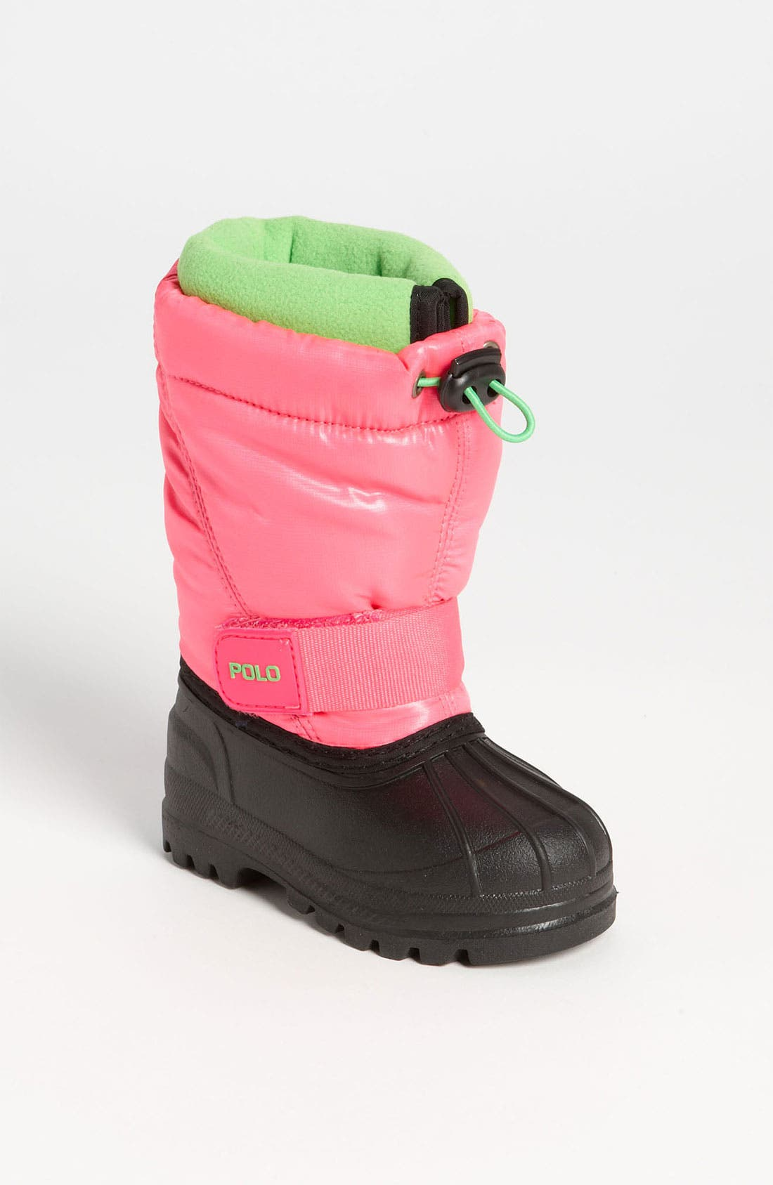 Alternate Image 1 Selected - Polo Ralph Lauren Ripstop Boot (Baby, Walker & Toddler)