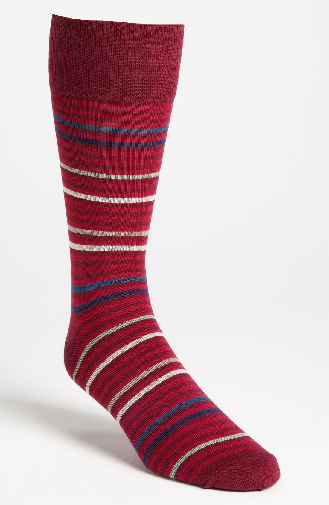 Alternate Image 1 Selected - Cole Haan 'Fun Stripe' Socks