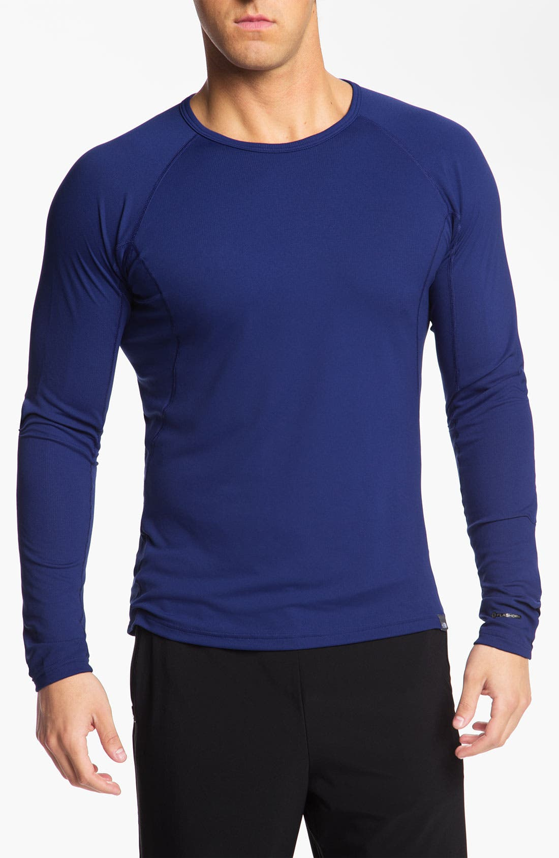 Main Image - The North Face HyActive™ Technical Crewneck T-Shirt (Online Only)