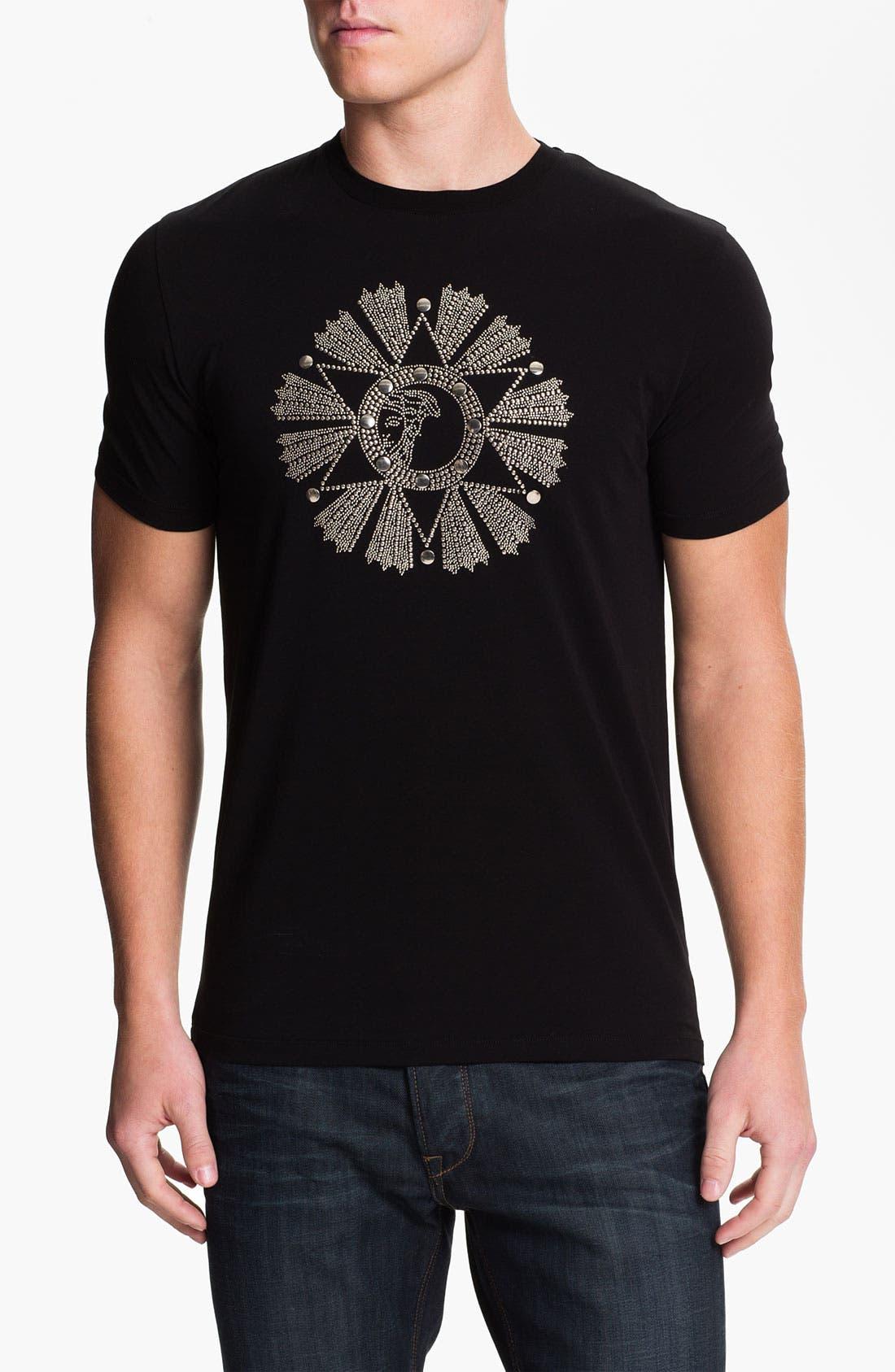Main Image - Versace Crewneck T-Shirt